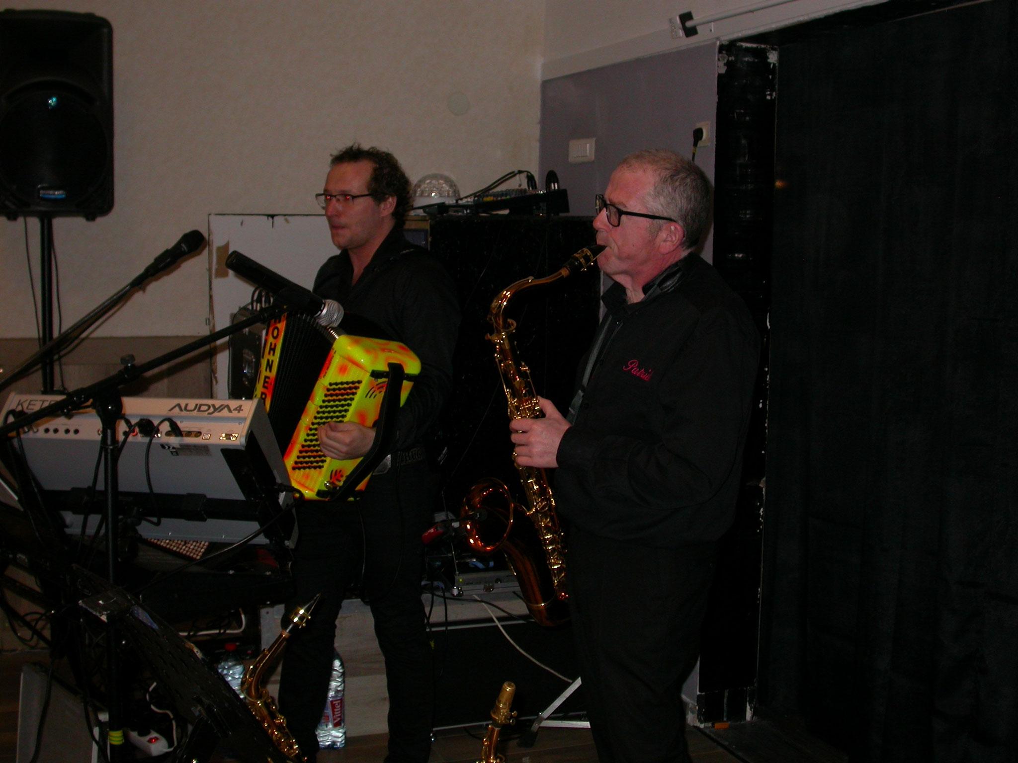 Cyril Blanchard et Patou