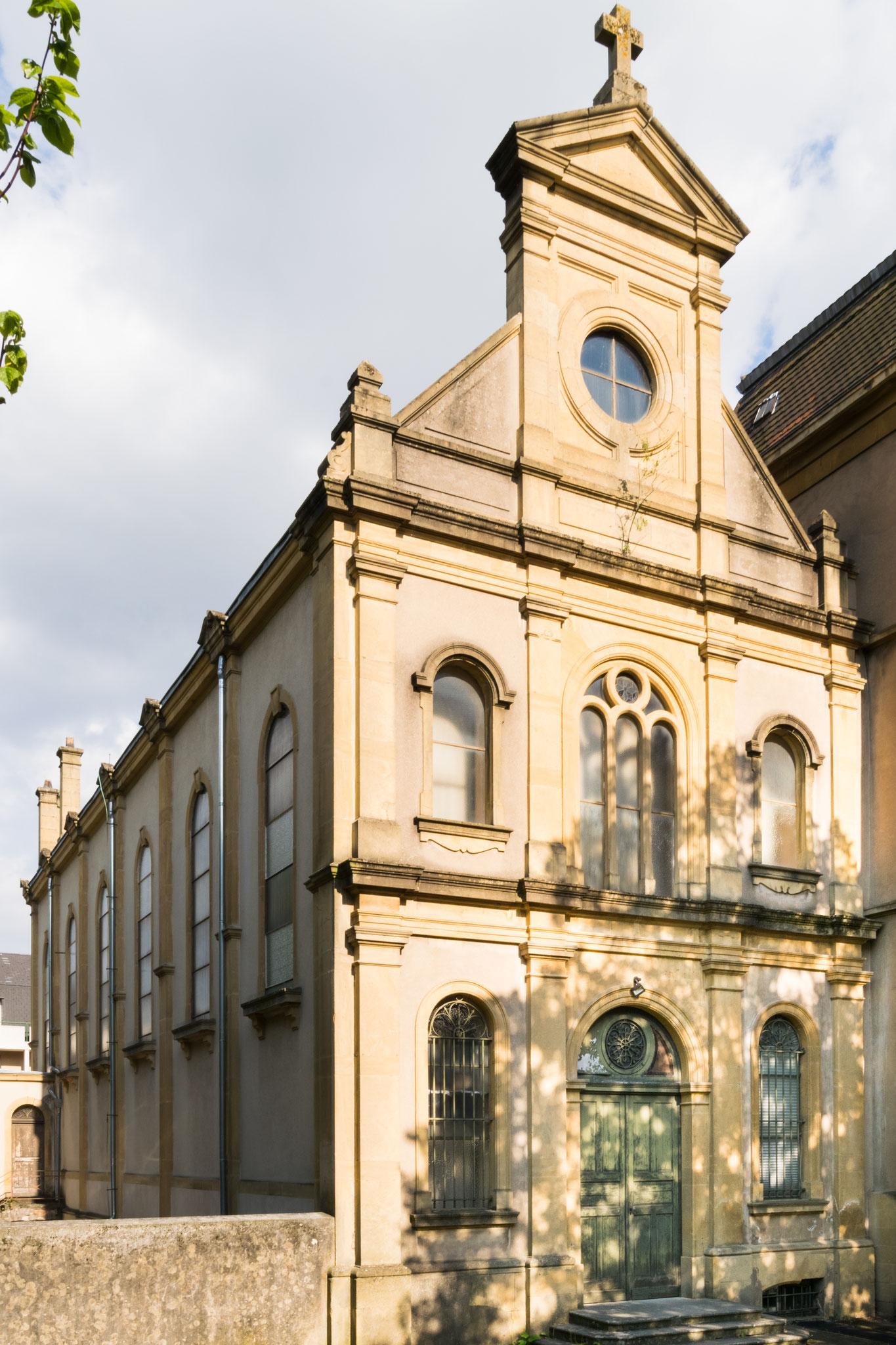 Chapelle sainte Chrétienne