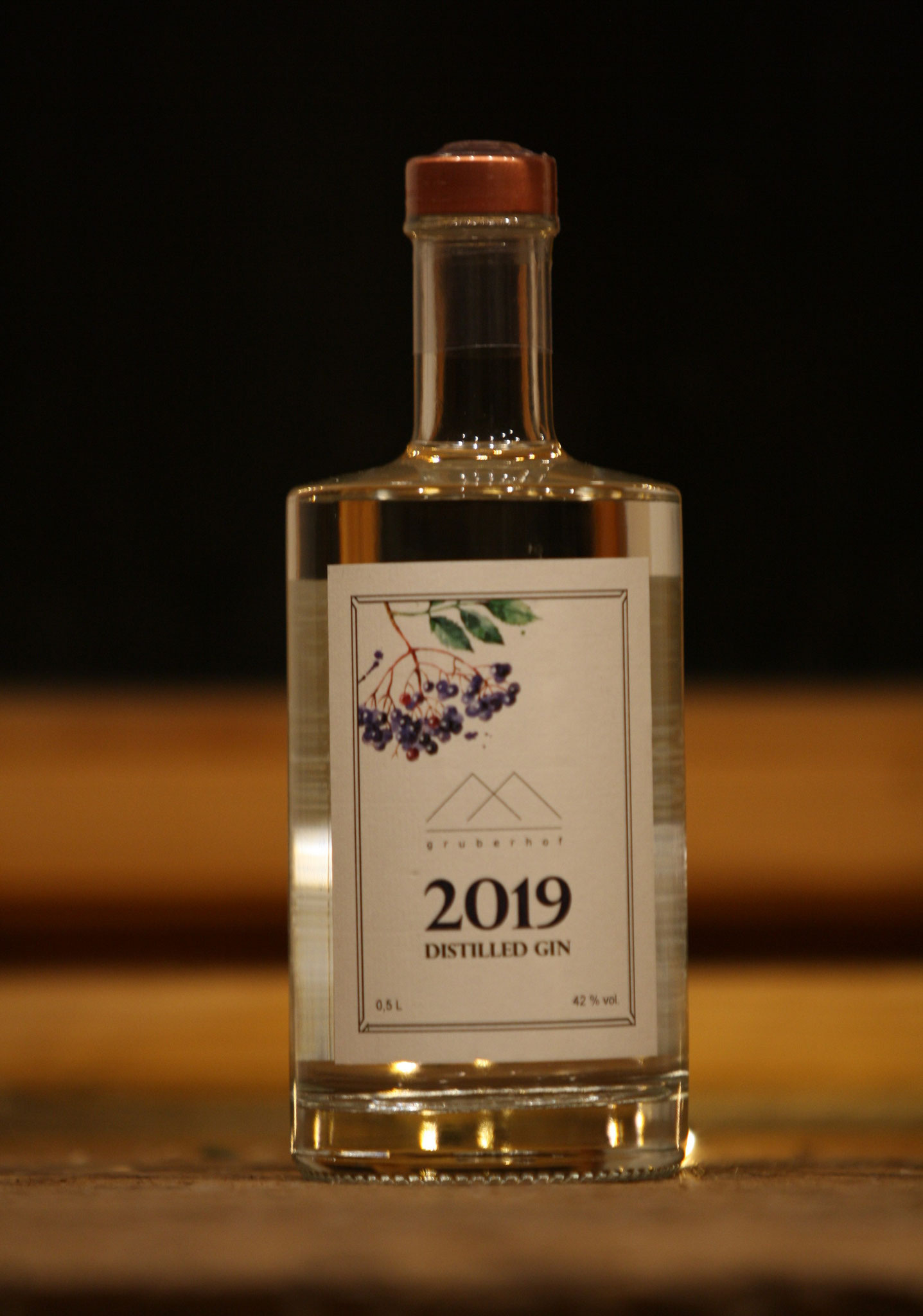Distilled GIN 2019