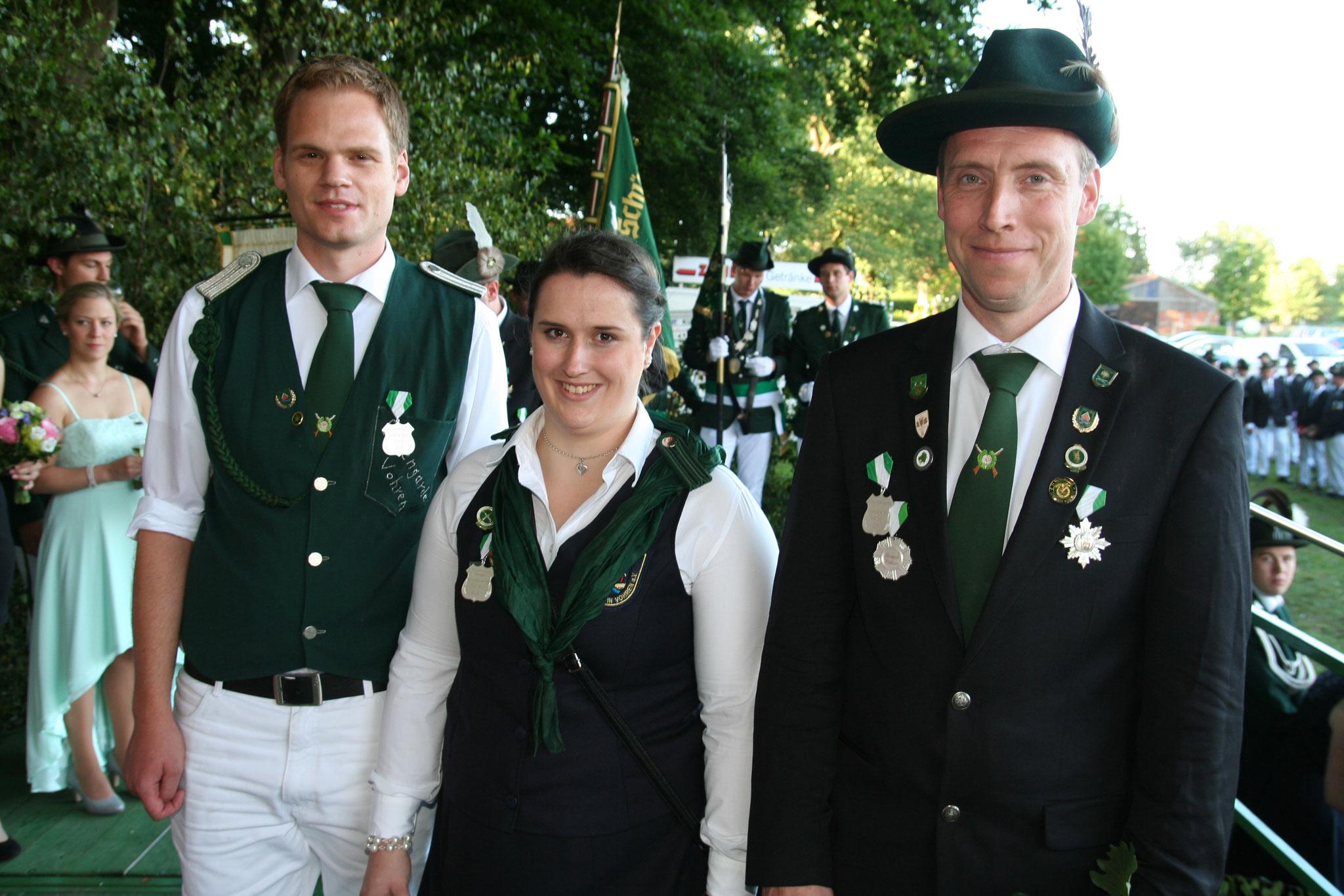 Orden für Hampelmann/-frau