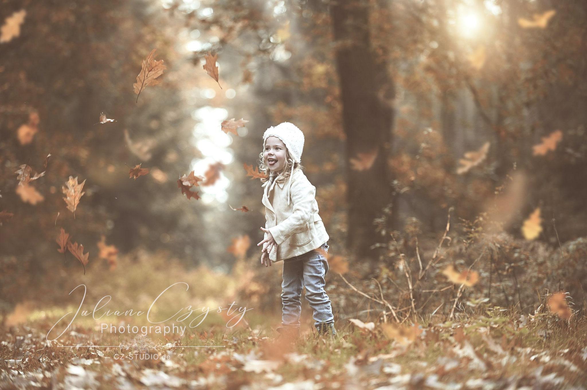 Outdoorfotografie mit Kindern Landkreis ROW