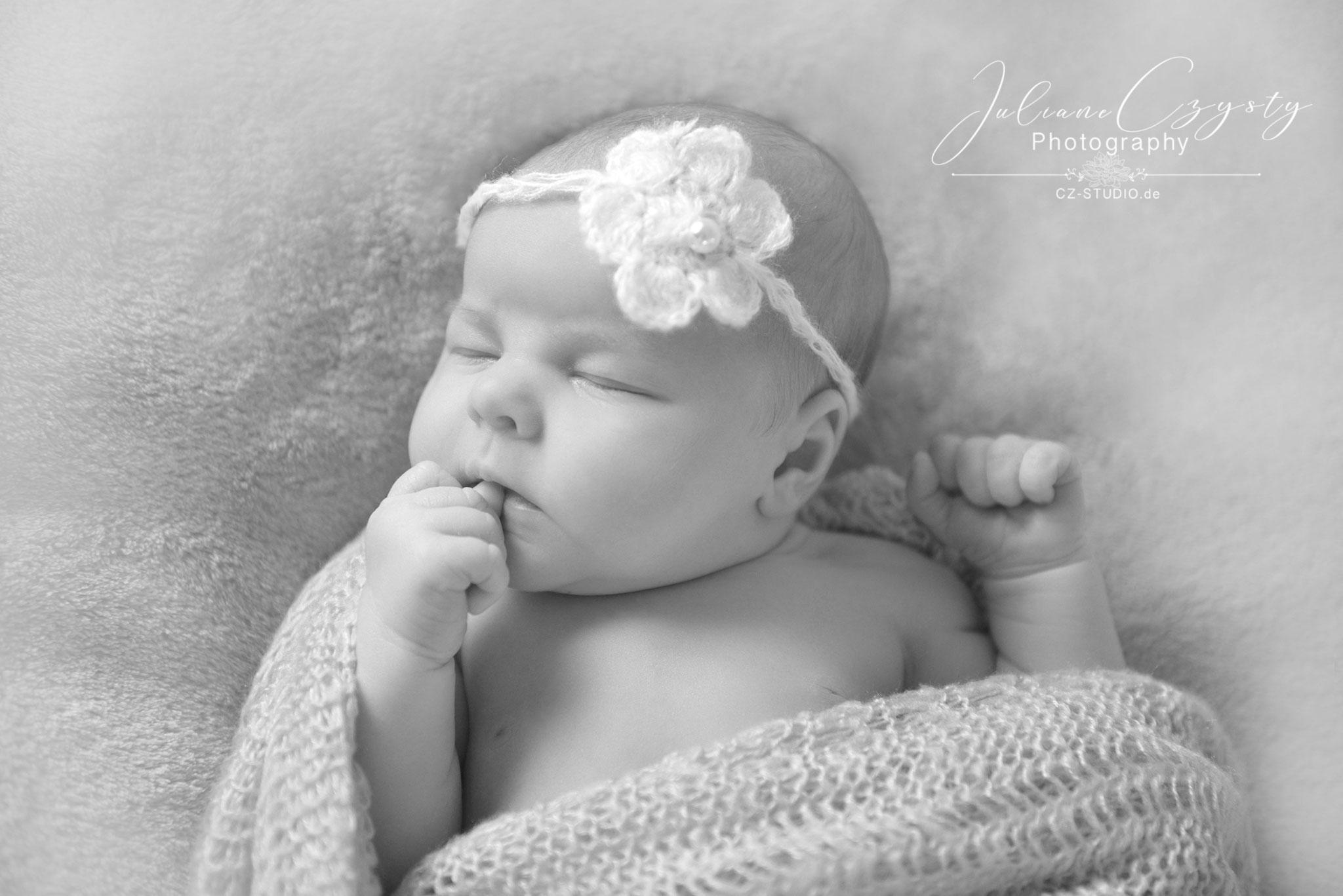 Babyfotos - Juliane Czysty, Fotostudio bei Visselhövede
