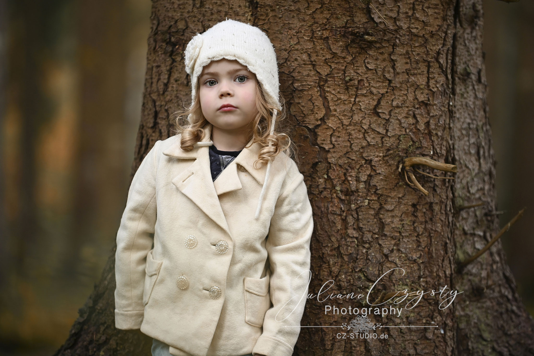 Outdoor Kinder Portraits - Juliane Czysty