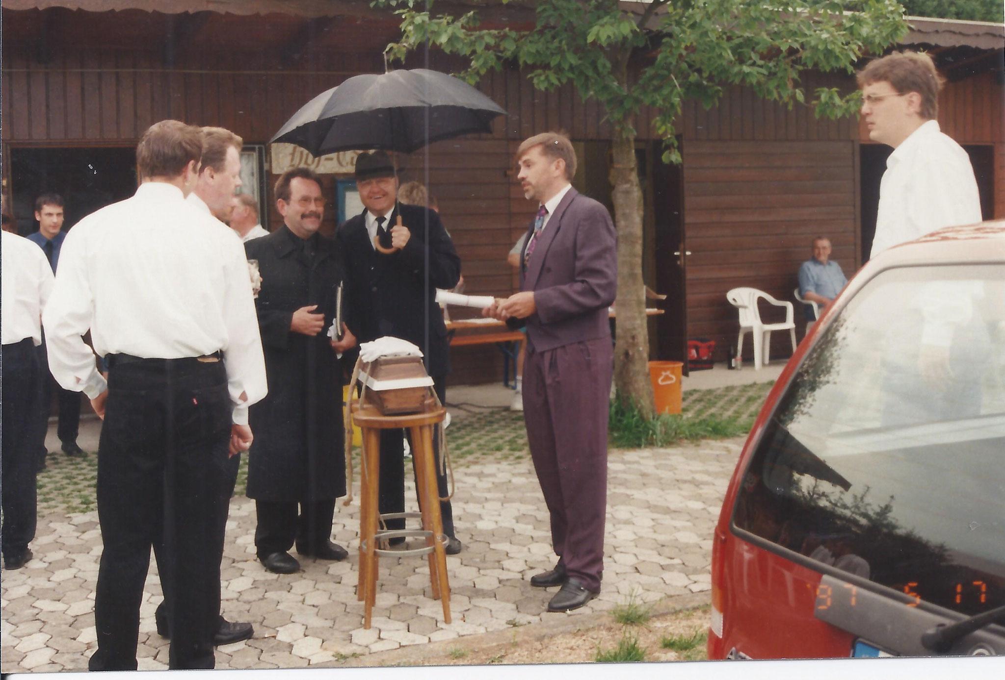 1997 Breitenbacher Beerdigung