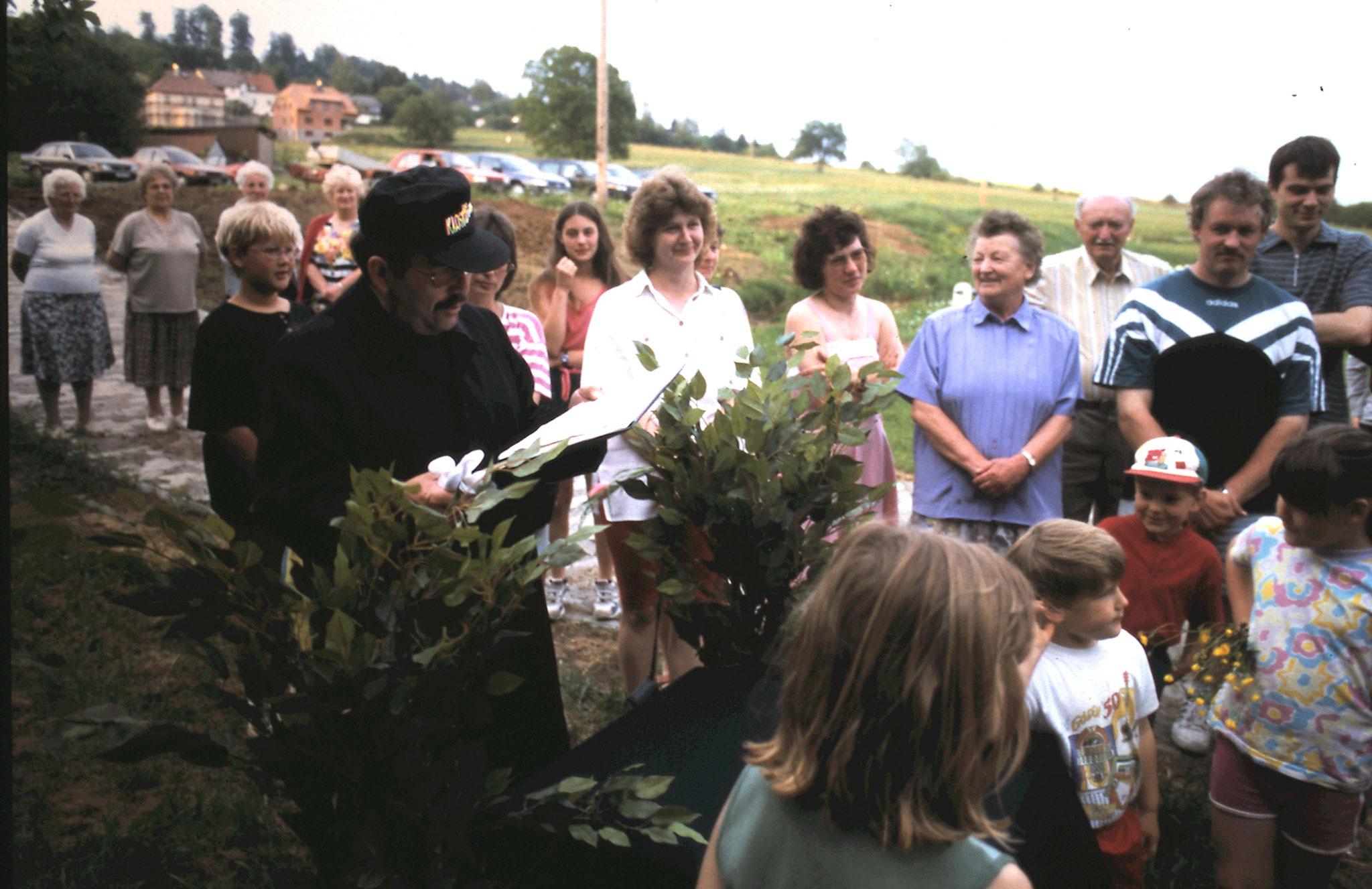 1997 Breitenbach Beerdigung