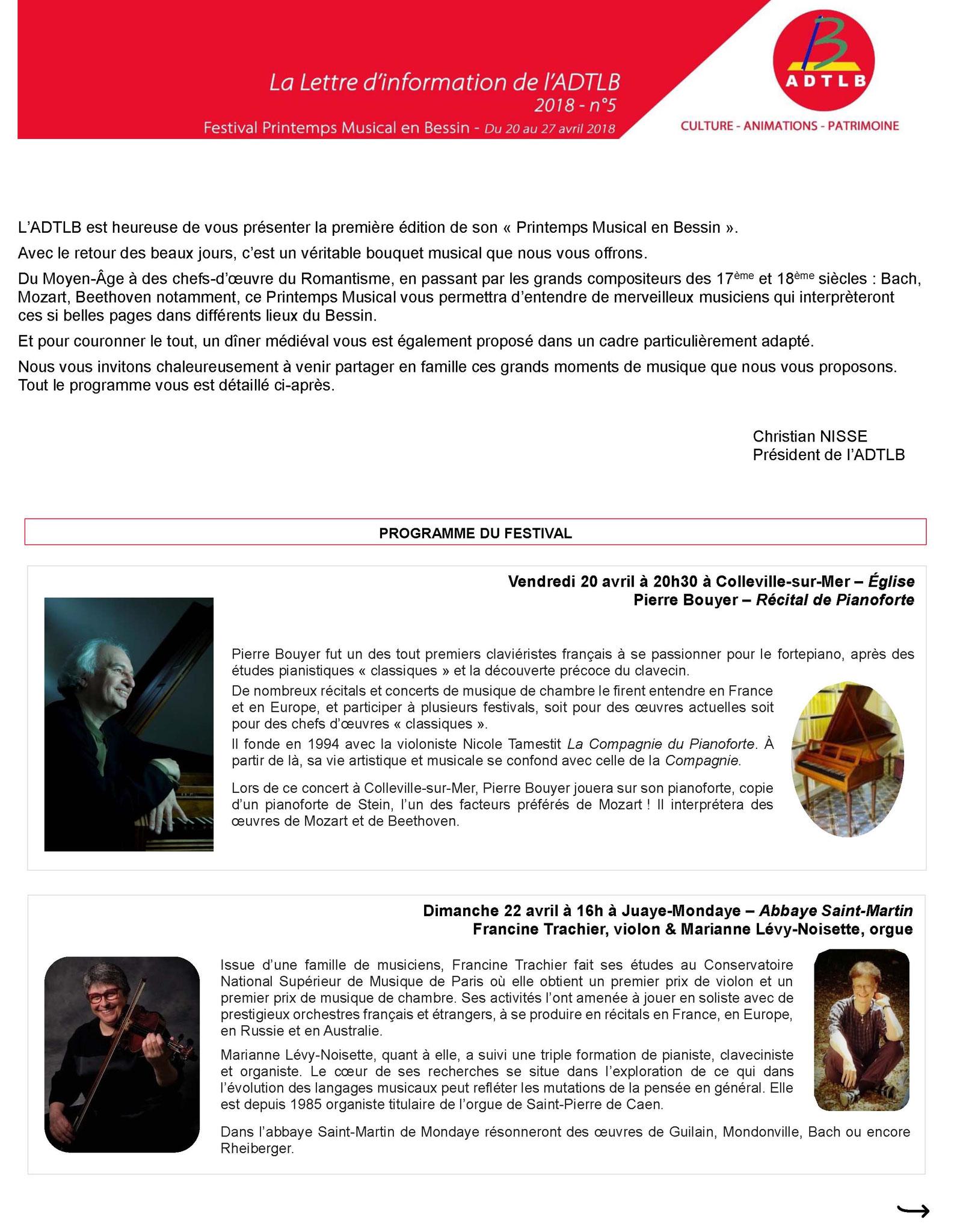 Lettre d'info n°5-1