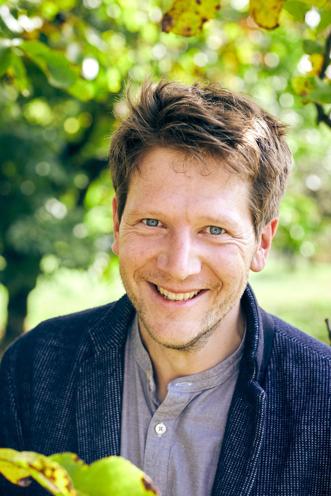 Martin Sorger - kam über die Liebe, zur Liebe zum Wein. Konstrukteur, Tüftler und Bastler