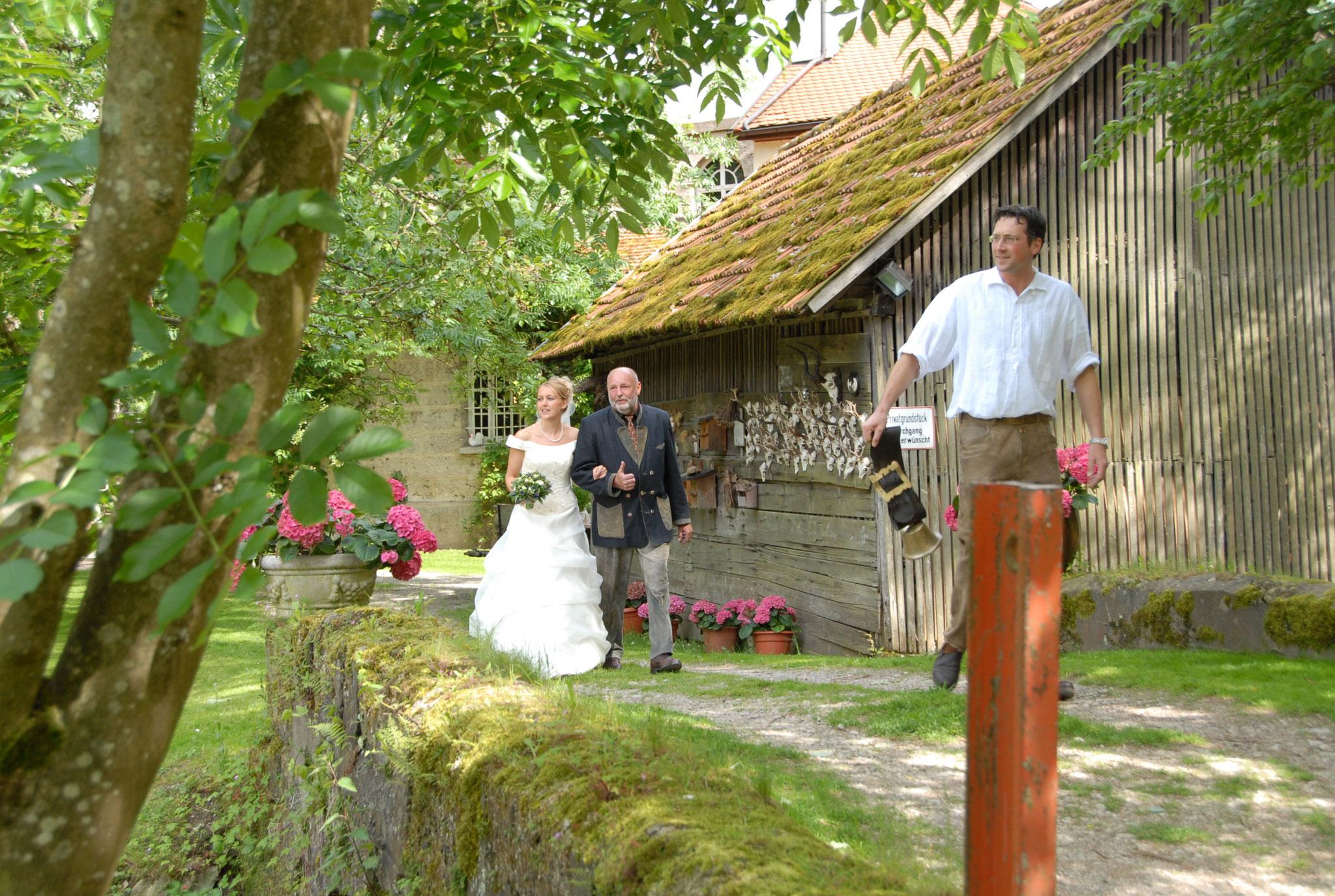 Freie Trauung | Trau dich mit Emma | Hochzeitslocation | Baden-Württemberg | Heiraten in den Bergen | Trau dich mit Emma