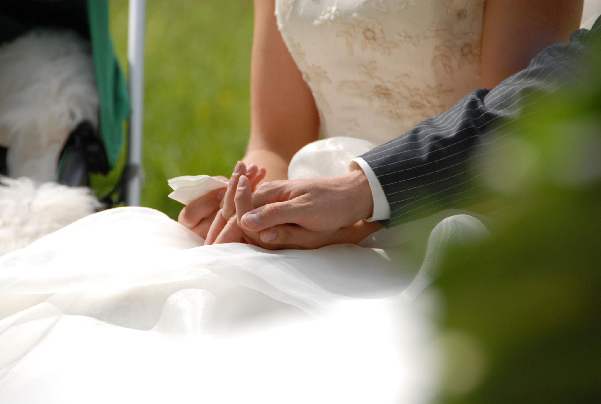 Freie Trauung | Freie Hochzeitszeremonie | Heiraten im Grünen | Heiraten in den Bergen | Trau dich mit Emma