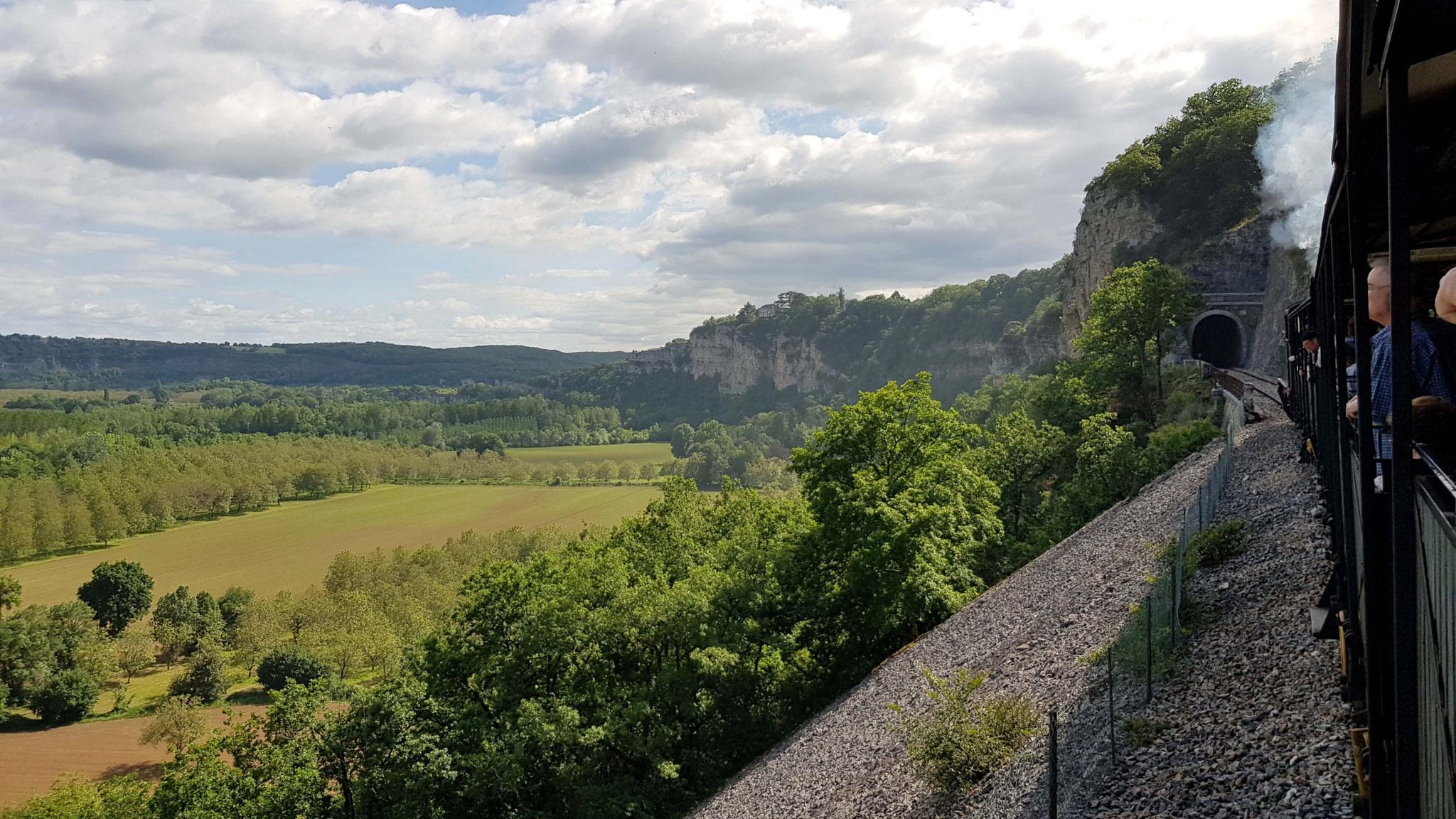 Panorama depuis le Truffadou