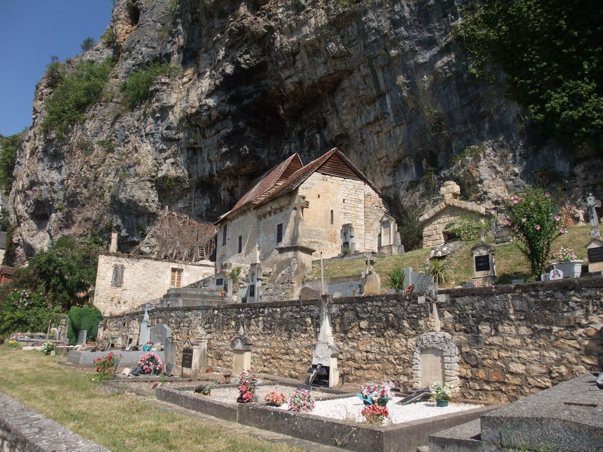 Eglise romane de Gluges