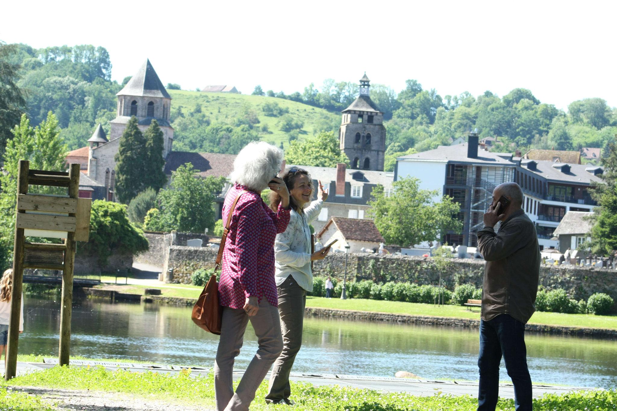 Visite guidée privée de Beaulieu sur Dordogne