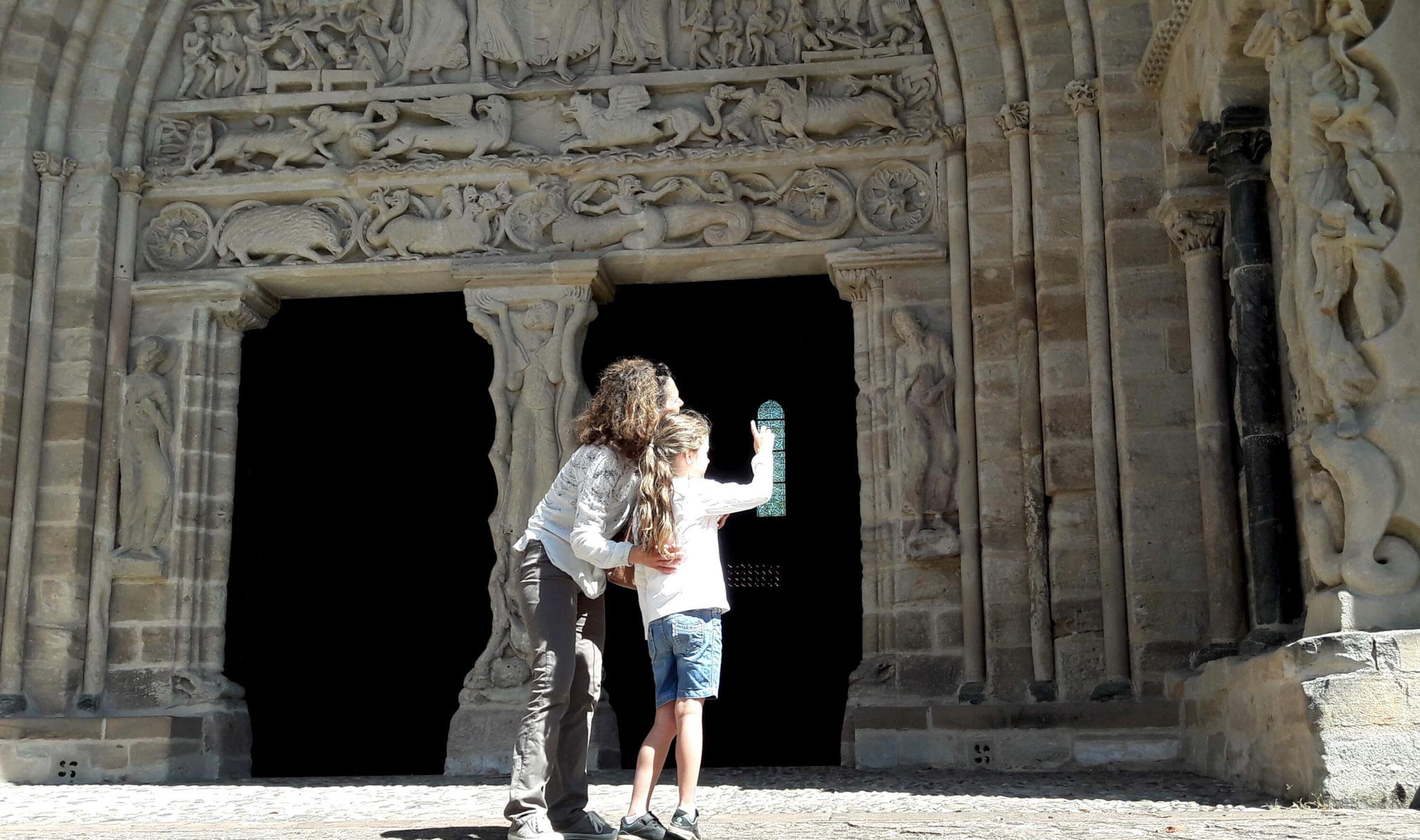 Visite ludique en famille dans la vallée de la Dordogne