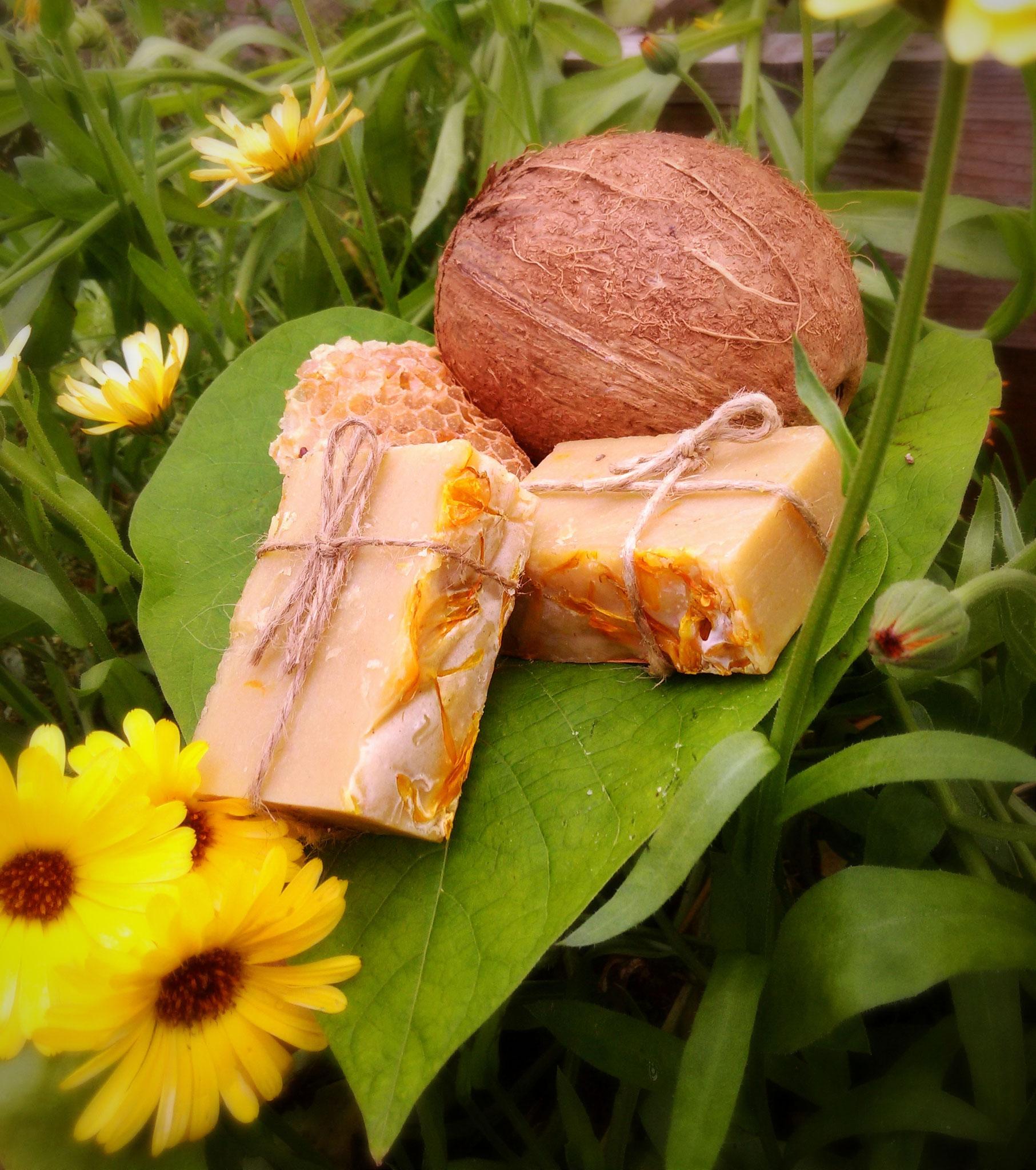 Calendula Bodysoap
