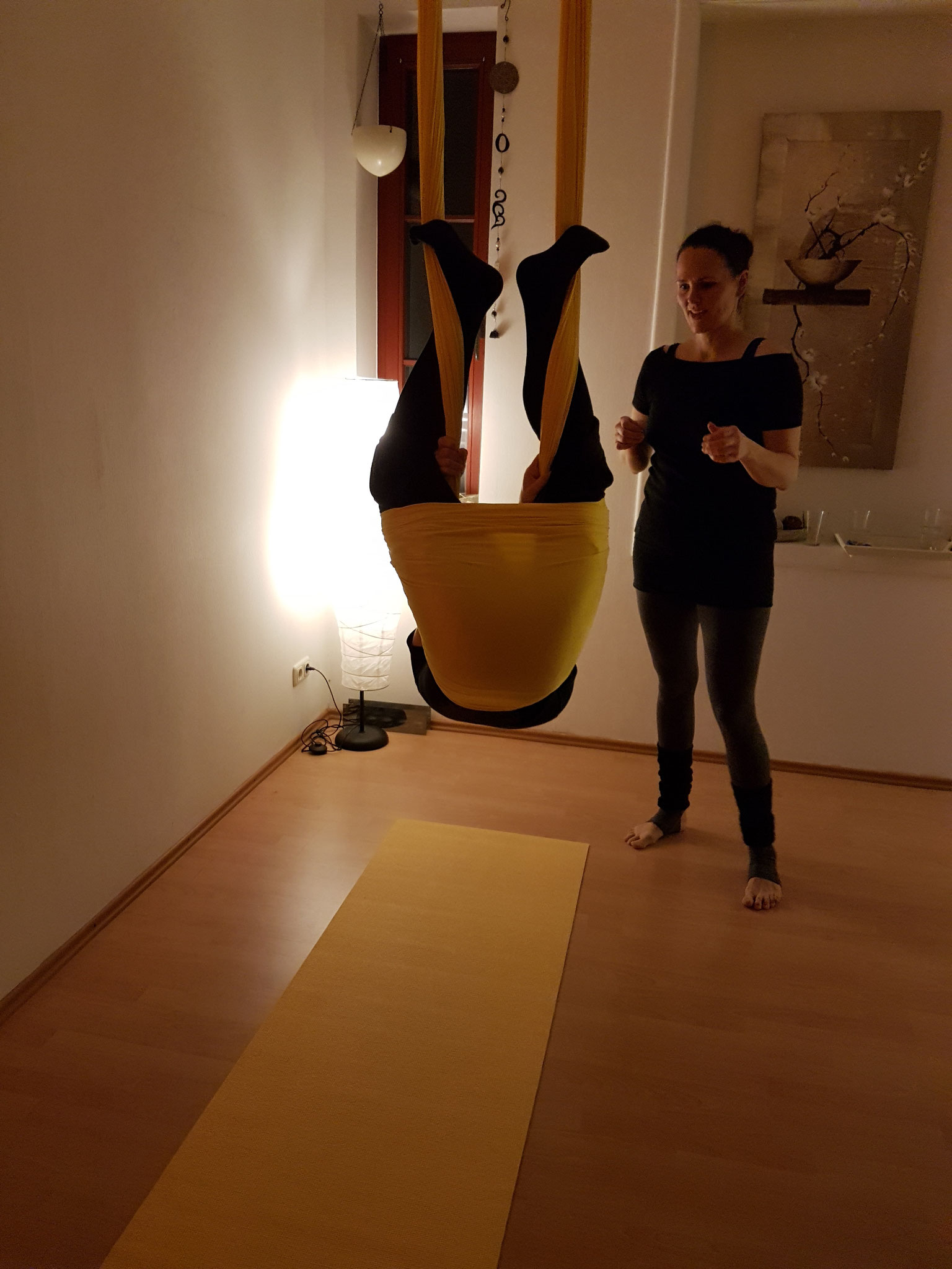AERIAL YOGA - Personal Training
