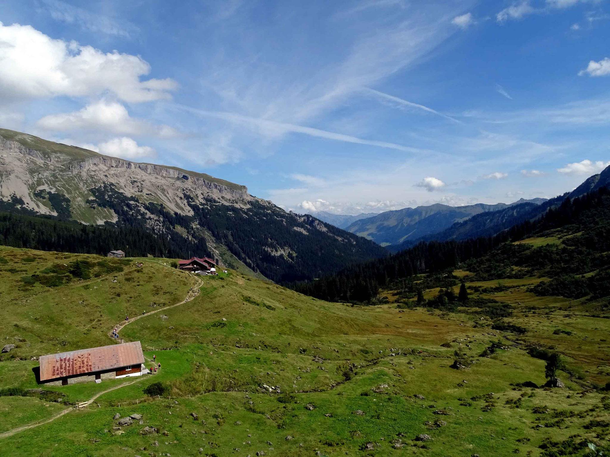 Ferienhaus in Baad im Kleinwalsertal, Mittelberg, Ferienwohnung für 2 bis 6 Personen, Heidi im Tal, Ifen