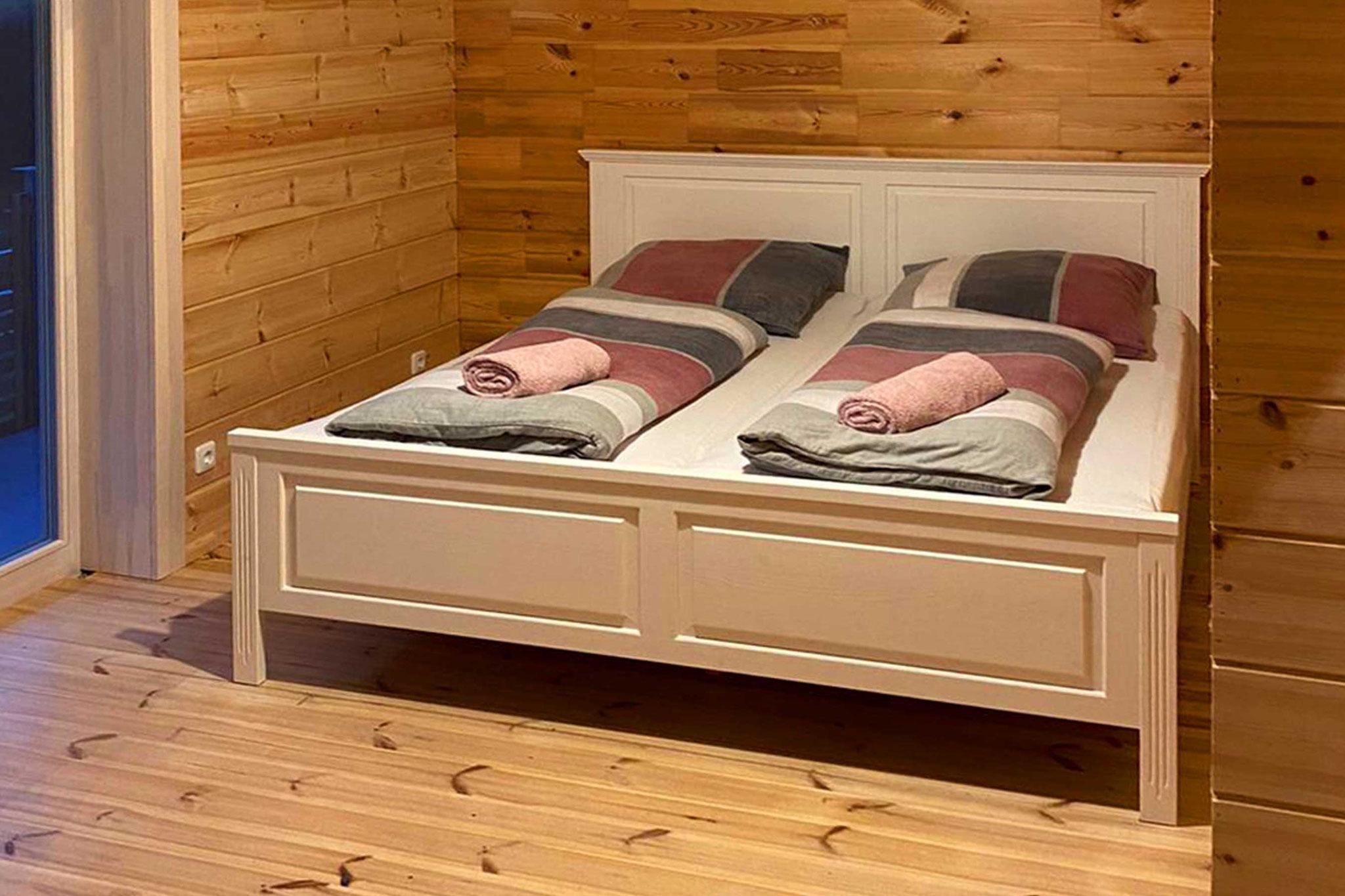 Heidi im Tal, ferienHAUS – FERIENWOHNUNG – Schlafzimmer