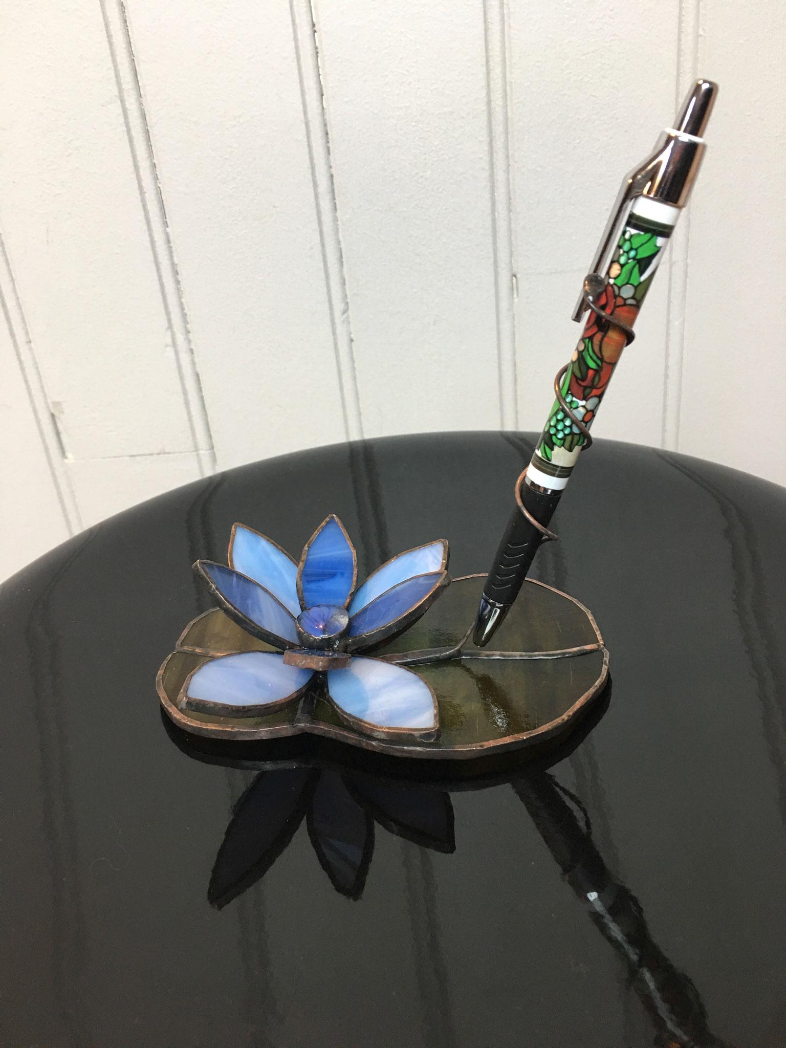 Porte-stylo en Tiffany