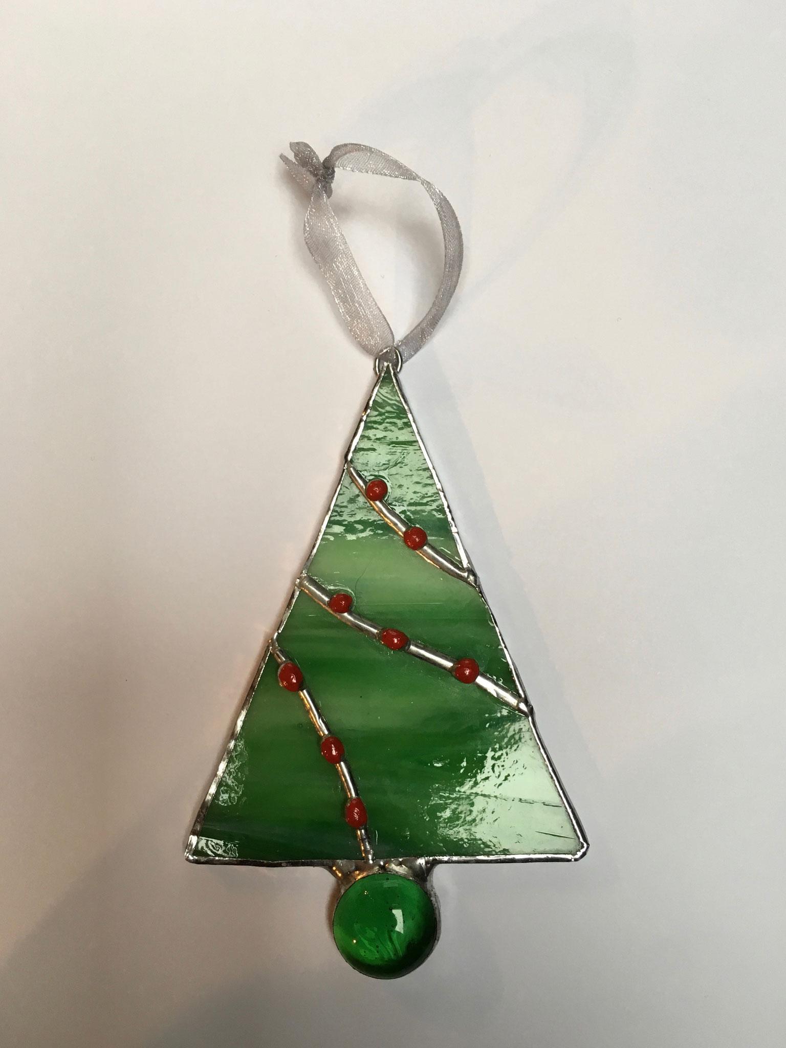 Décor Noël en Tiffany