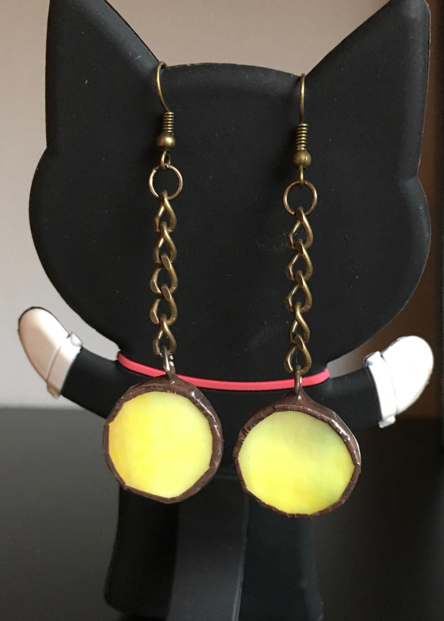 Boucles d'oreilles Tiffany