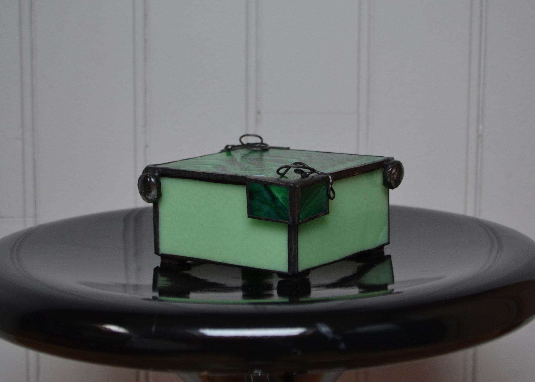 Boîte en Tiffany Autre vue
