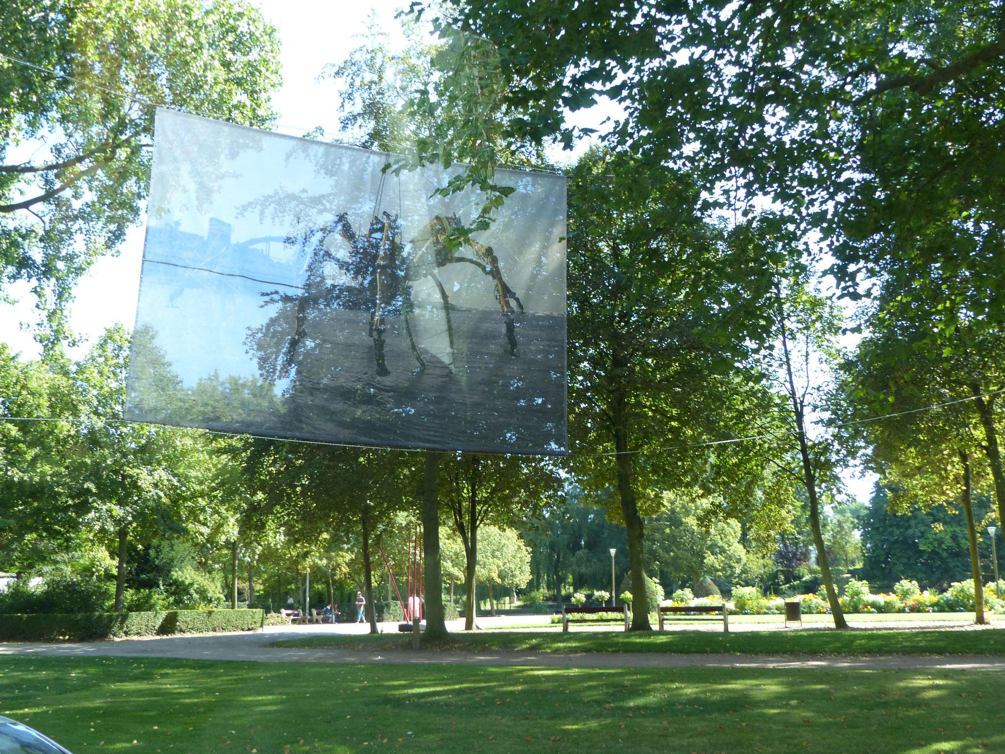 La culture au parc Richelieu