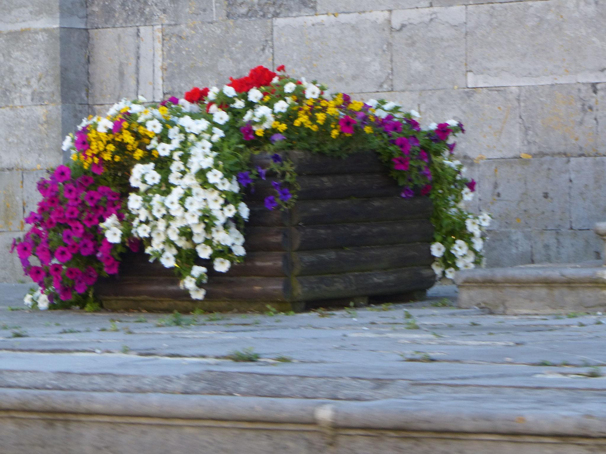 voirie fleurie