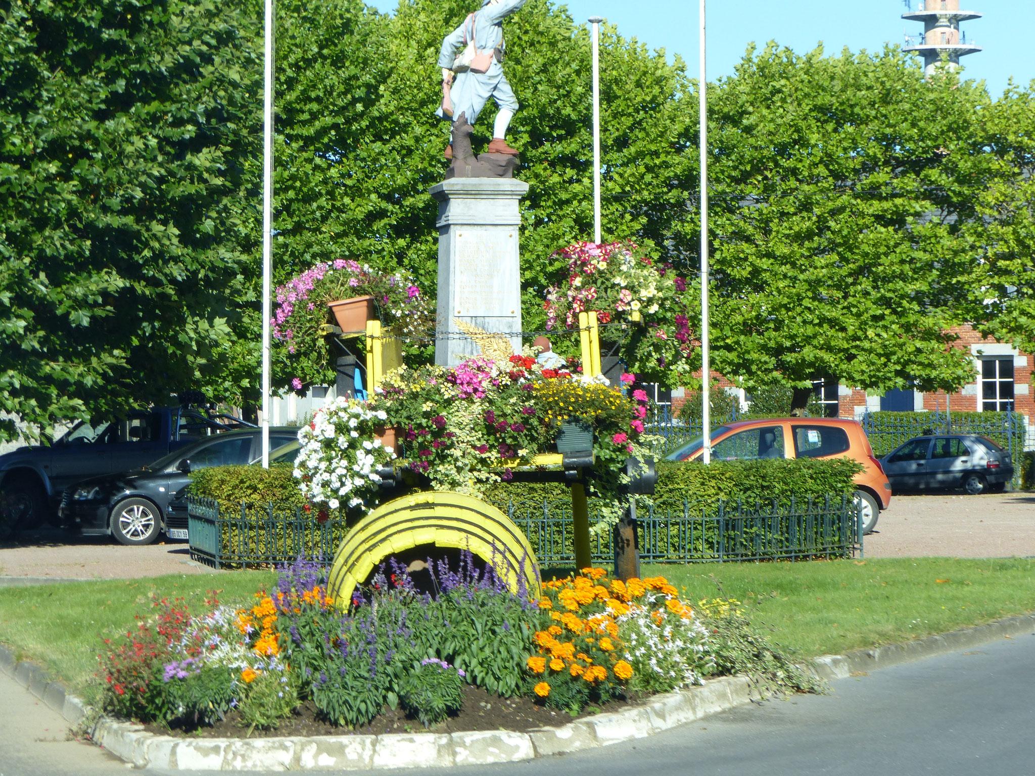 Mémorial Fleuri