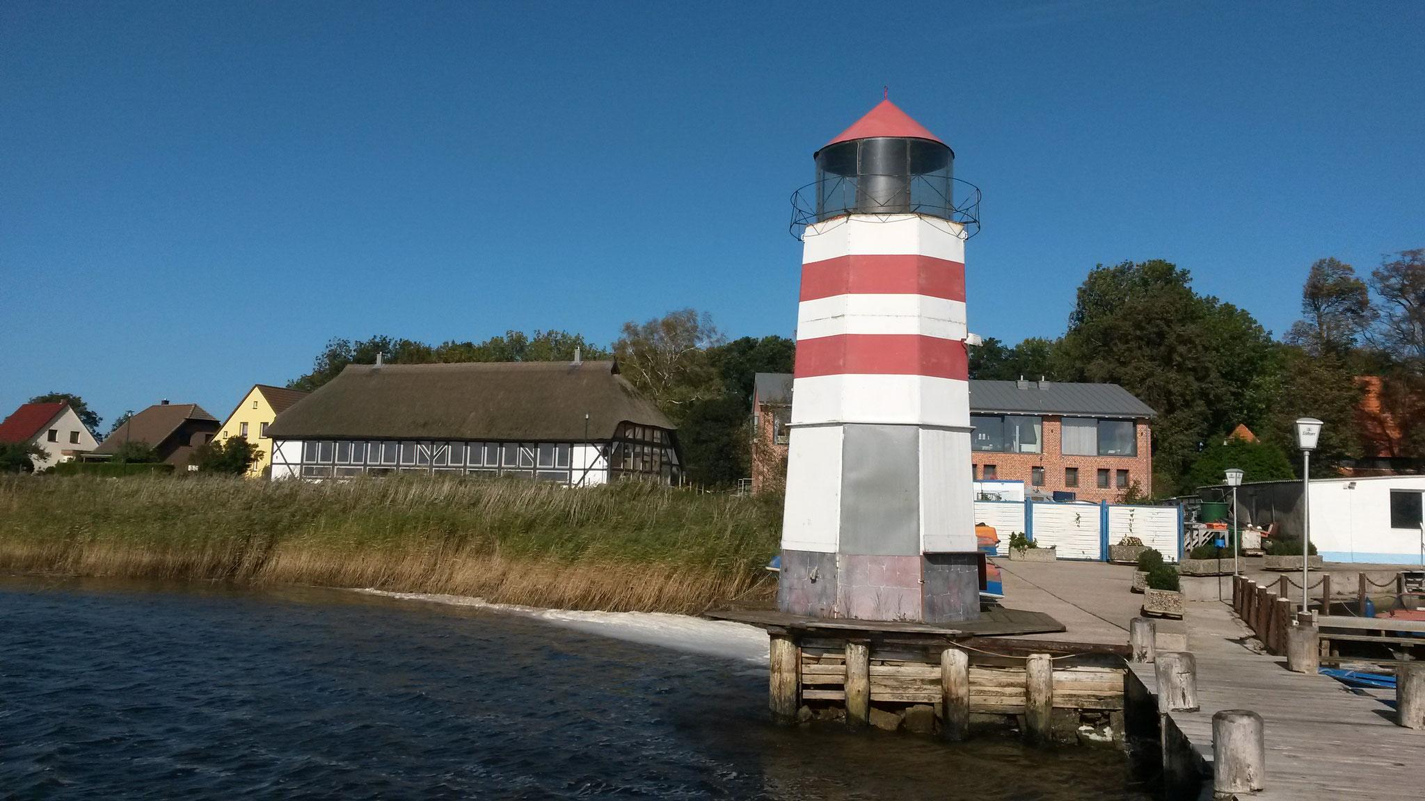 Leuchtturm Insel Ummanz