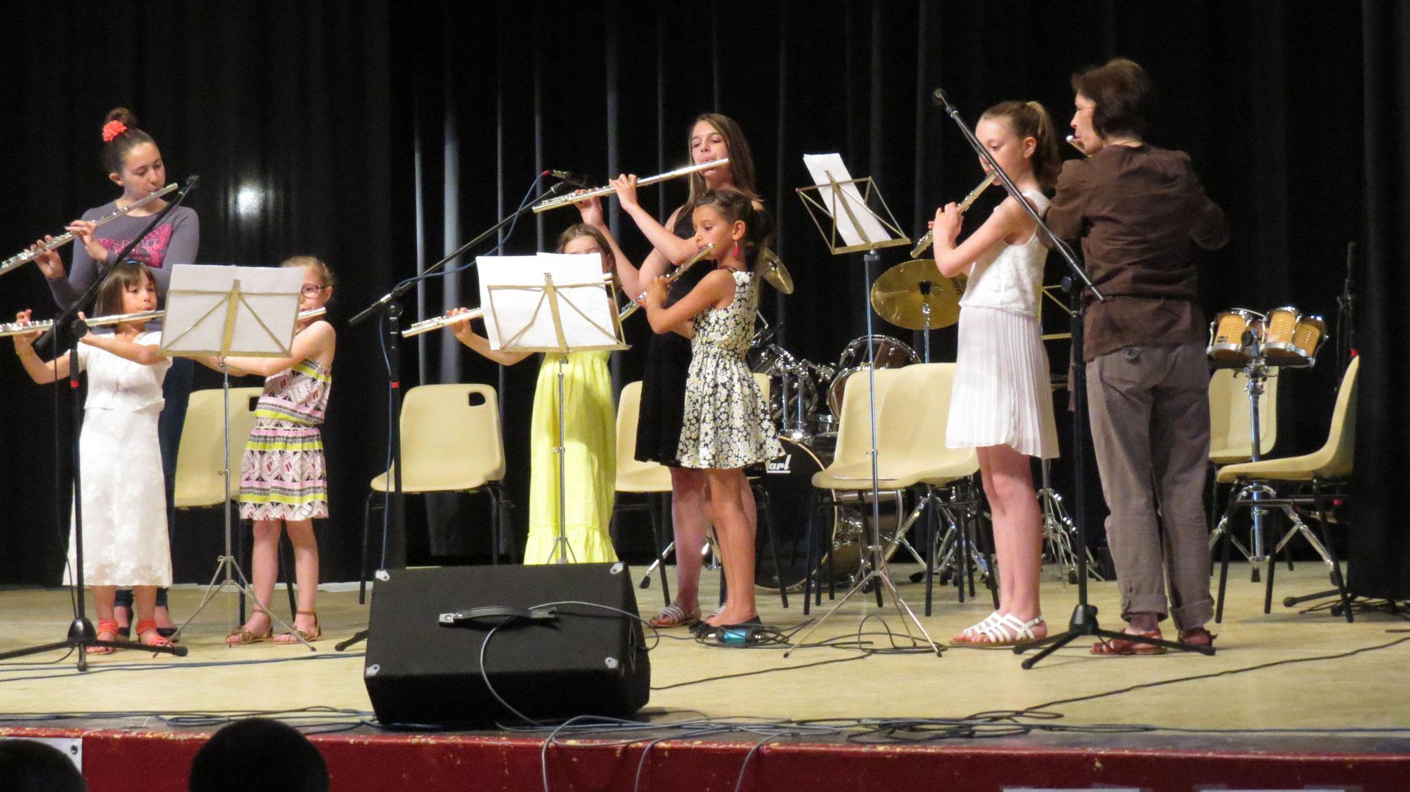 Au rythme de l'Ecole de Musique Selloise de Selles-sur-Cher