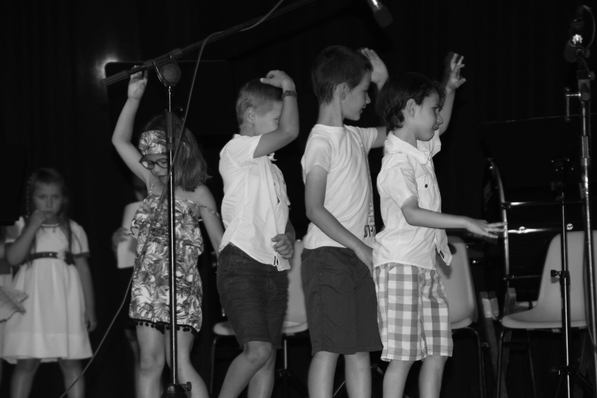 Fête de fin d'année 2018 Ecole de Musique Selloise