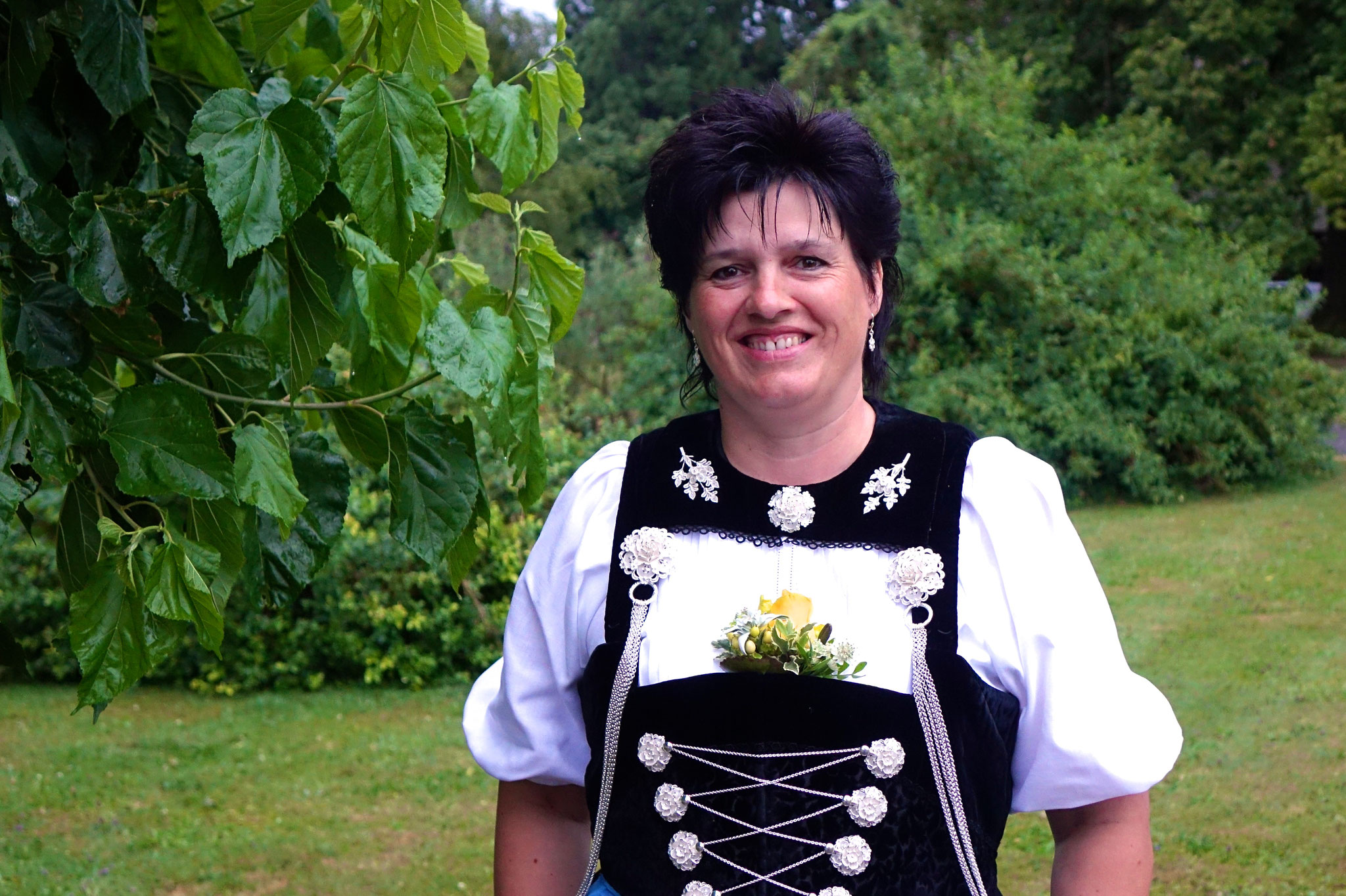 Anita Krebs, 1. Tenor Jodlerin