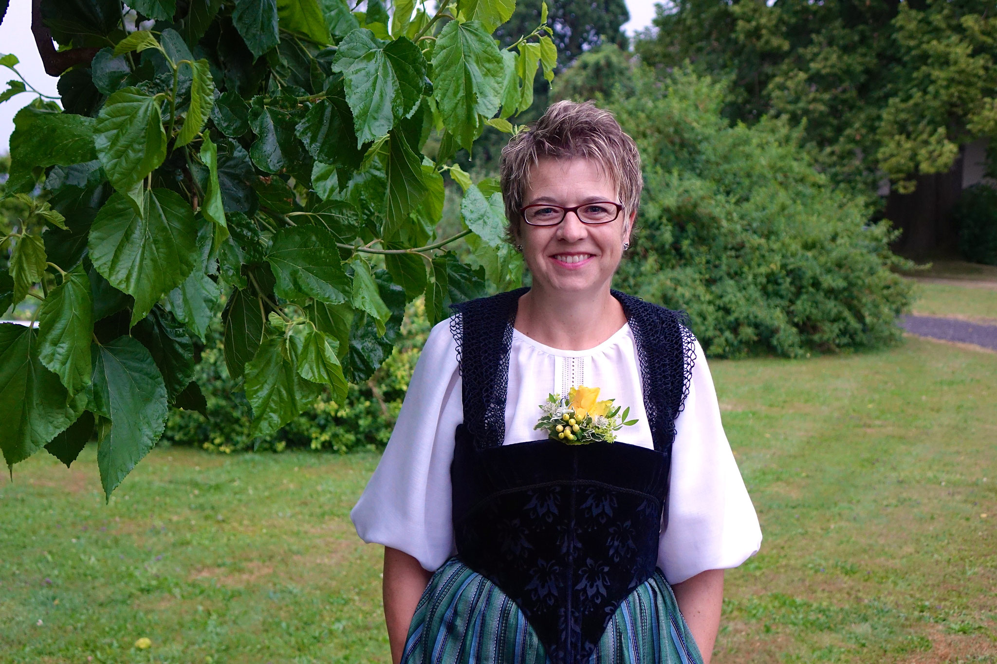 Eveline Streit, 1. Tenor