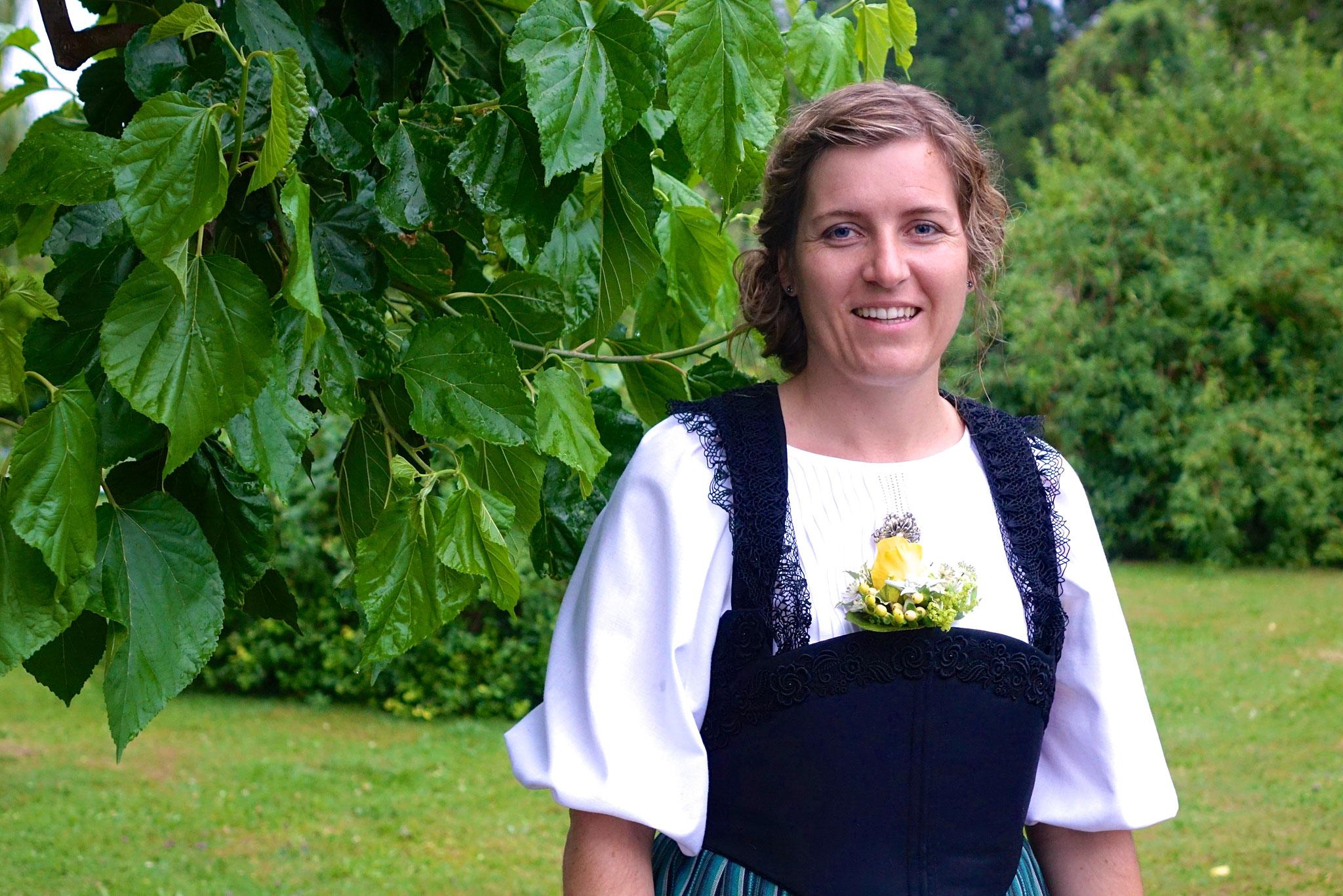 Yvonne Krebs, 2. Tenor Jodlerin