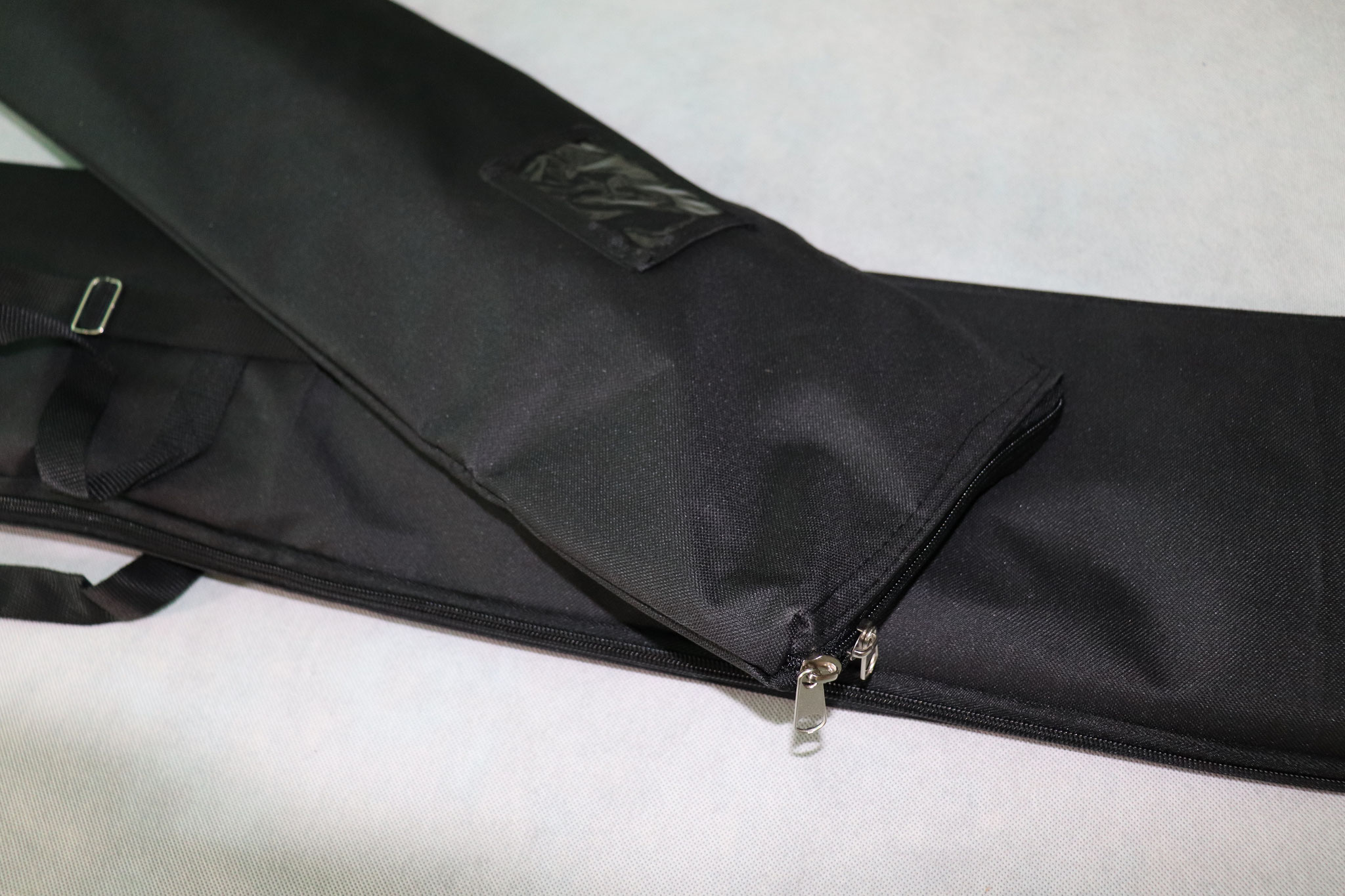 Fibrelight Printed Feather Flags - Double Zip & ID Pocket Bags
