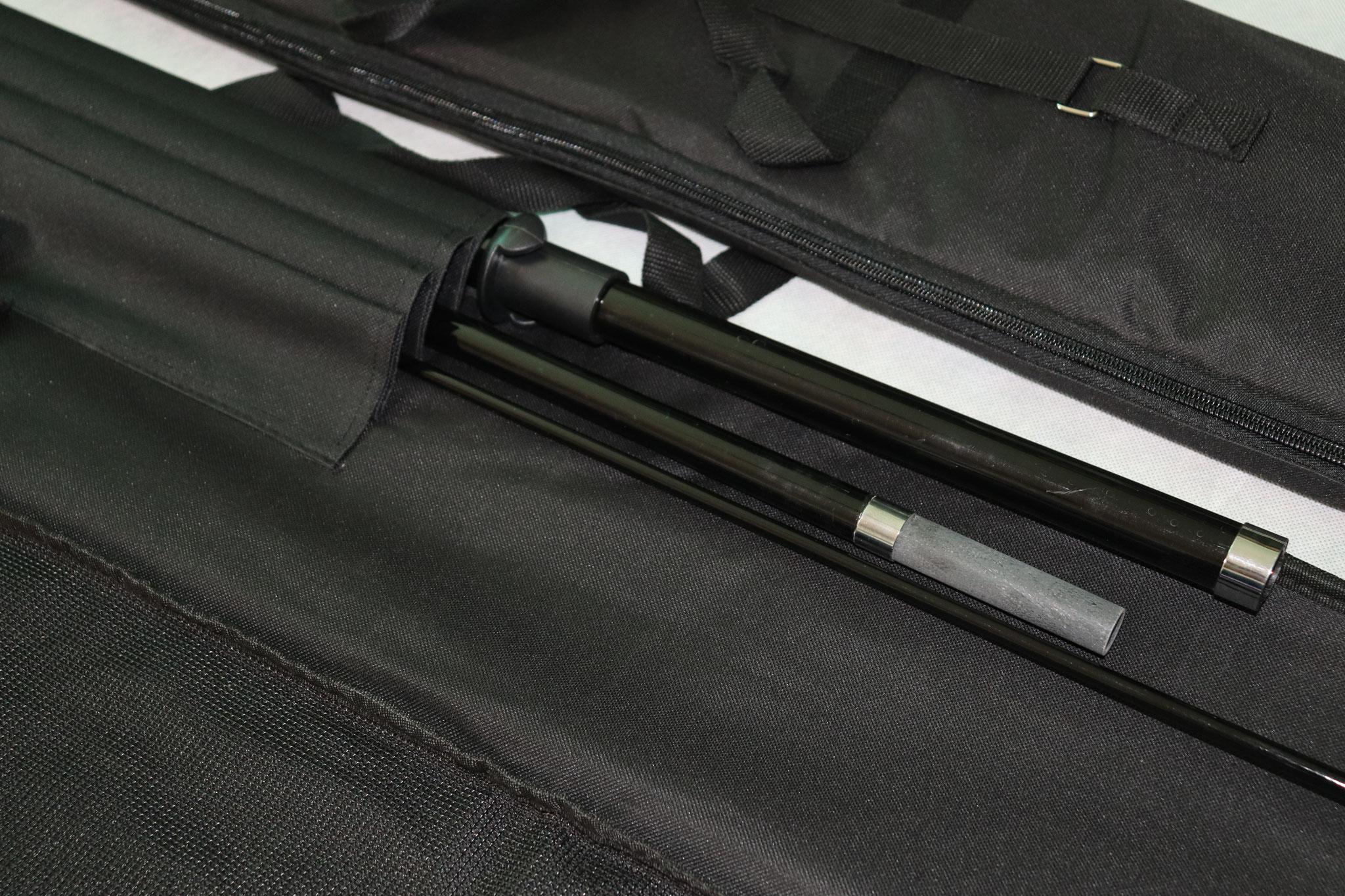 Fibrelight Printed Event Flags - Premium Pole Storage Sleeves