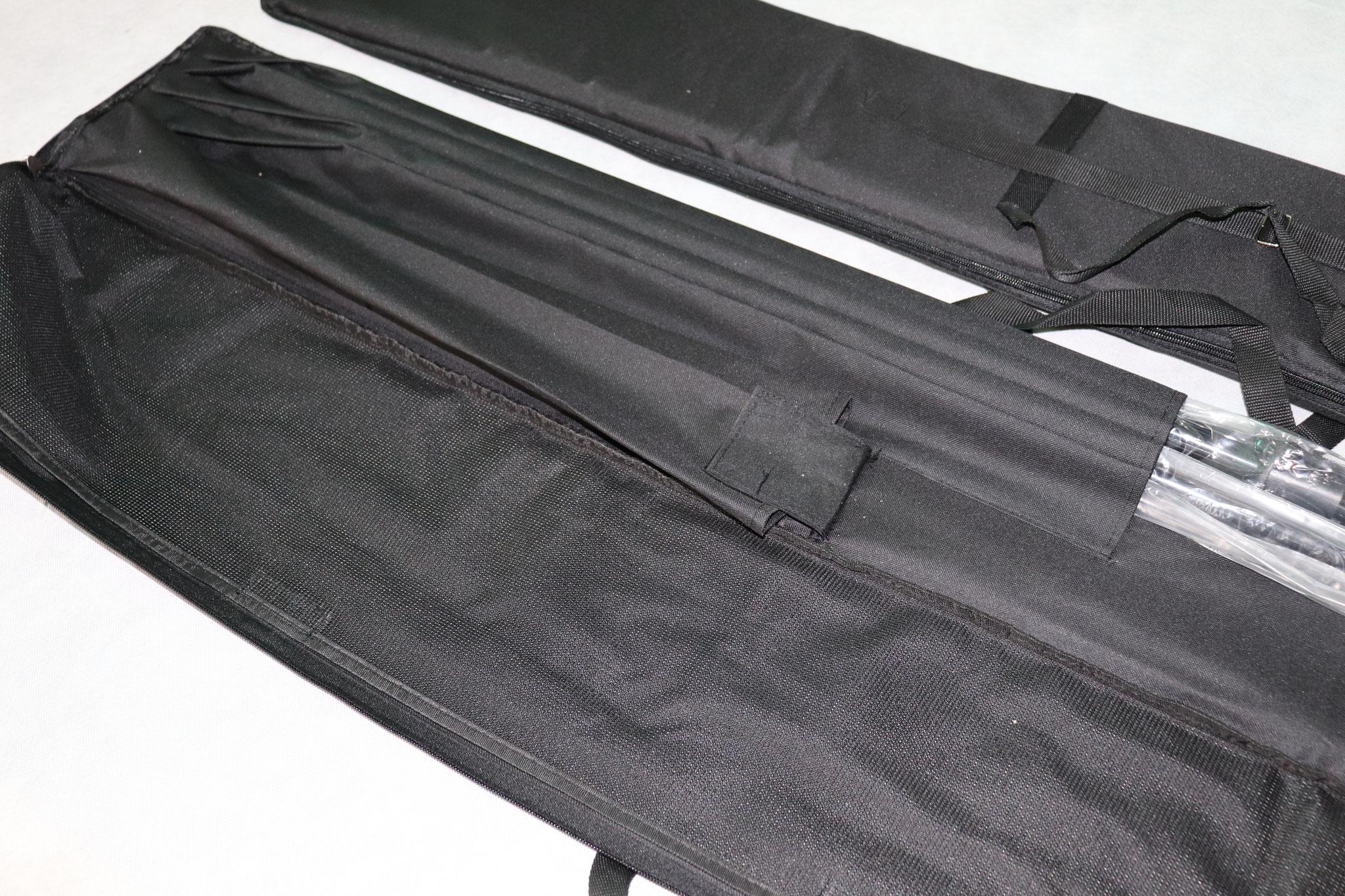 Fibrelight Feather Flags - Ground Spike Storage Velcro Storage Pocket