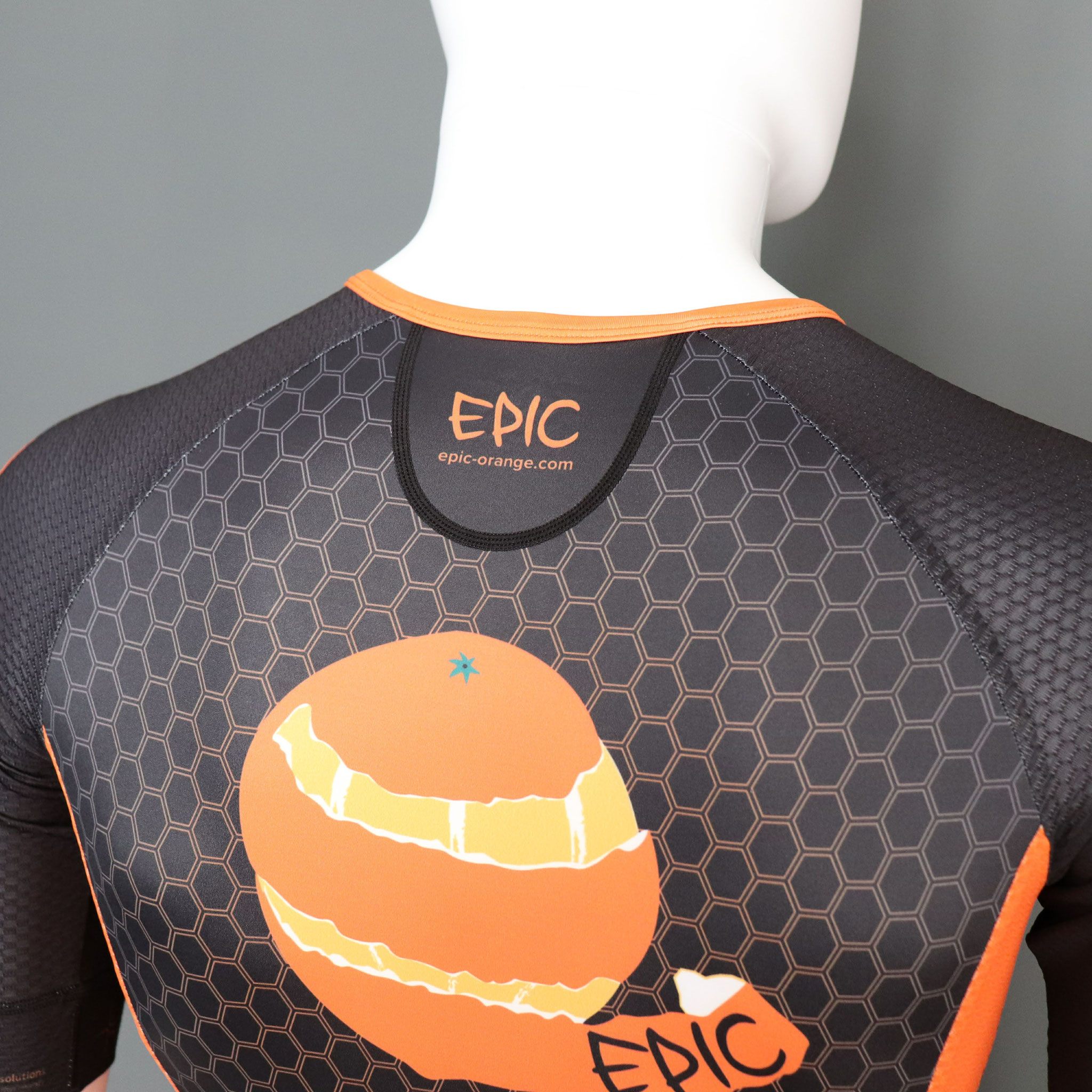 Custom Tri Speedsuits with WAFFLE Aero Shoulders & Side Panels