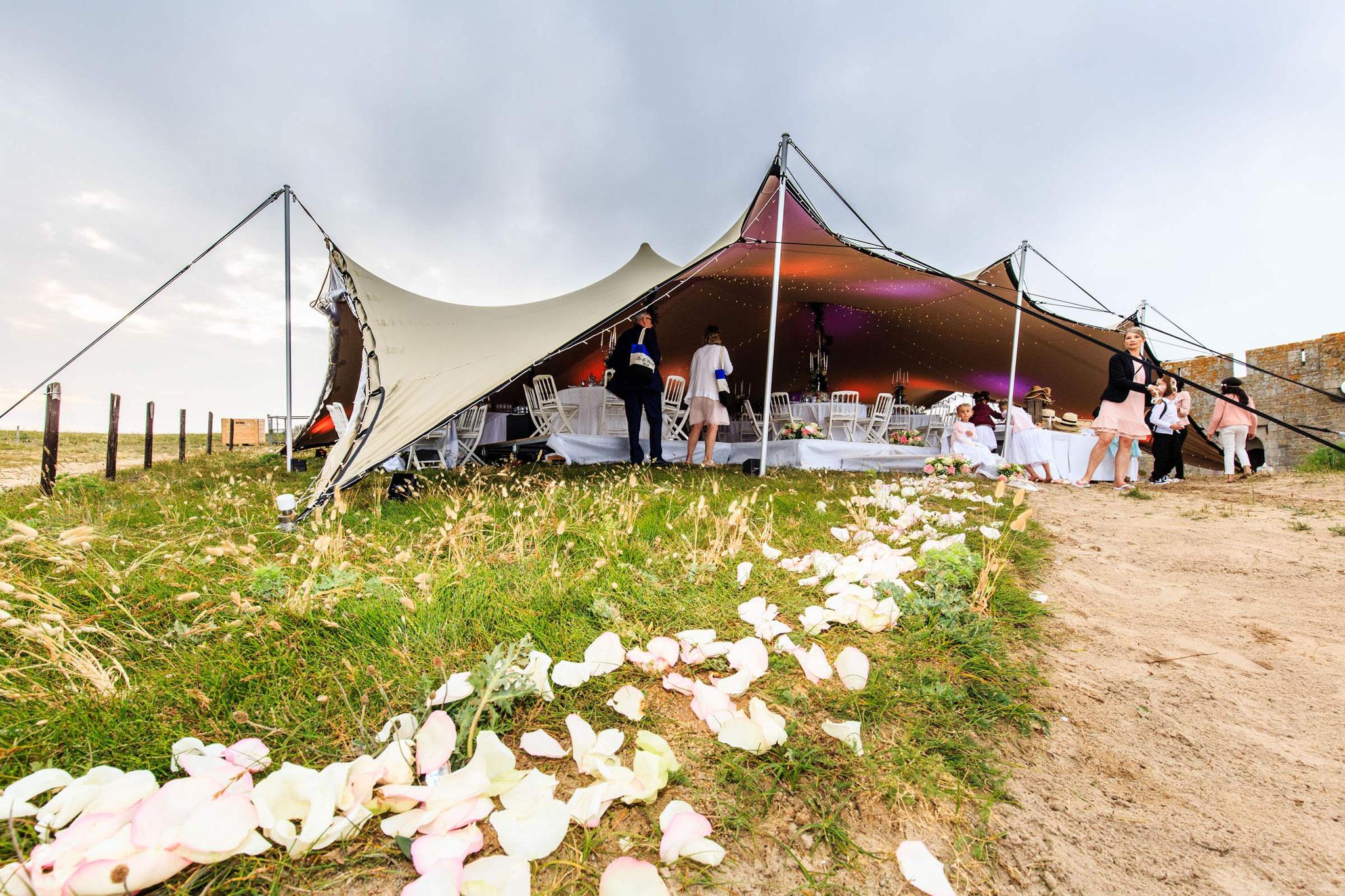 Photographe de mariages à l'île de Houat