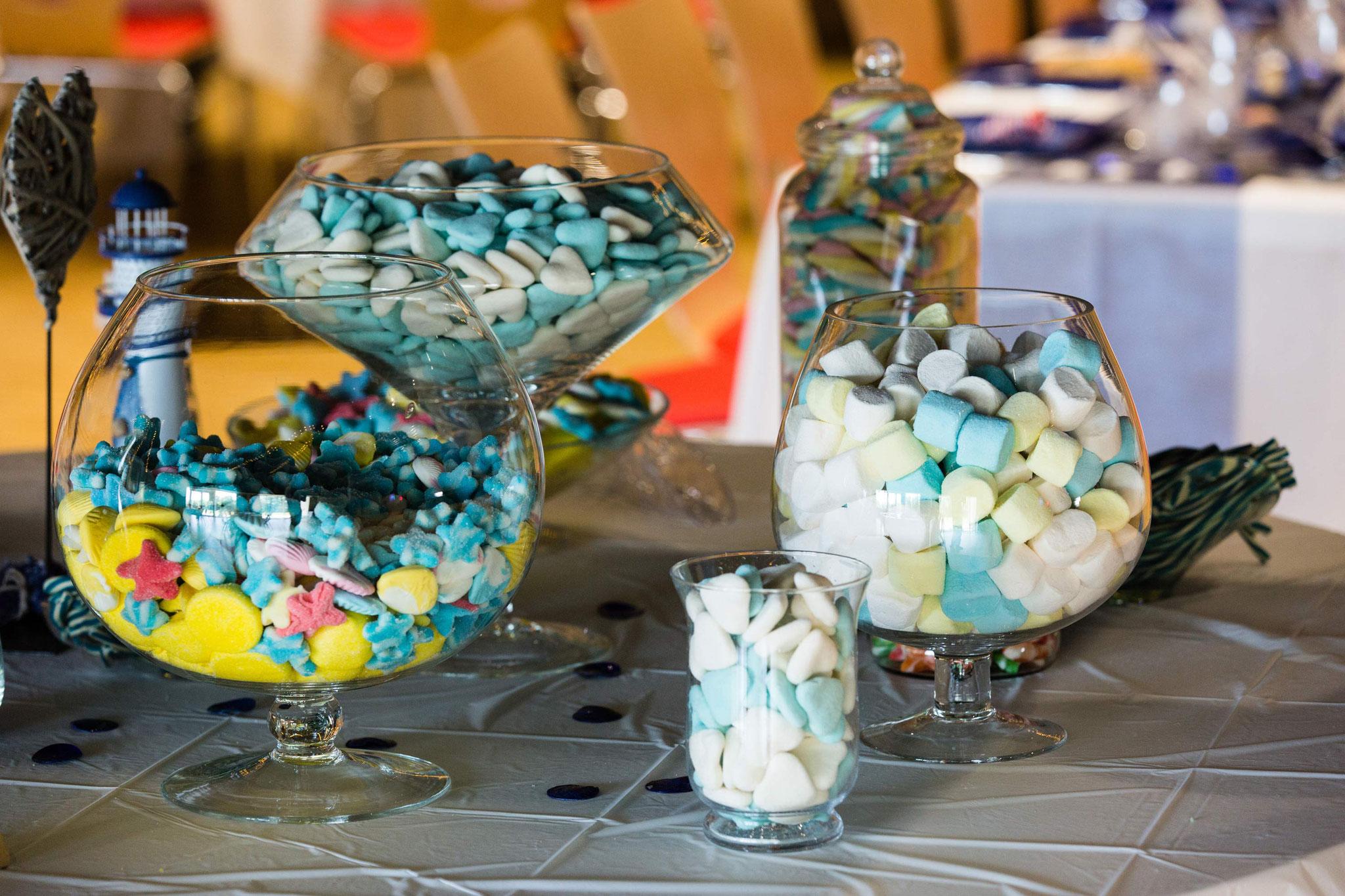 photographe de mariage à mesquer salle de l'artymes déco de table