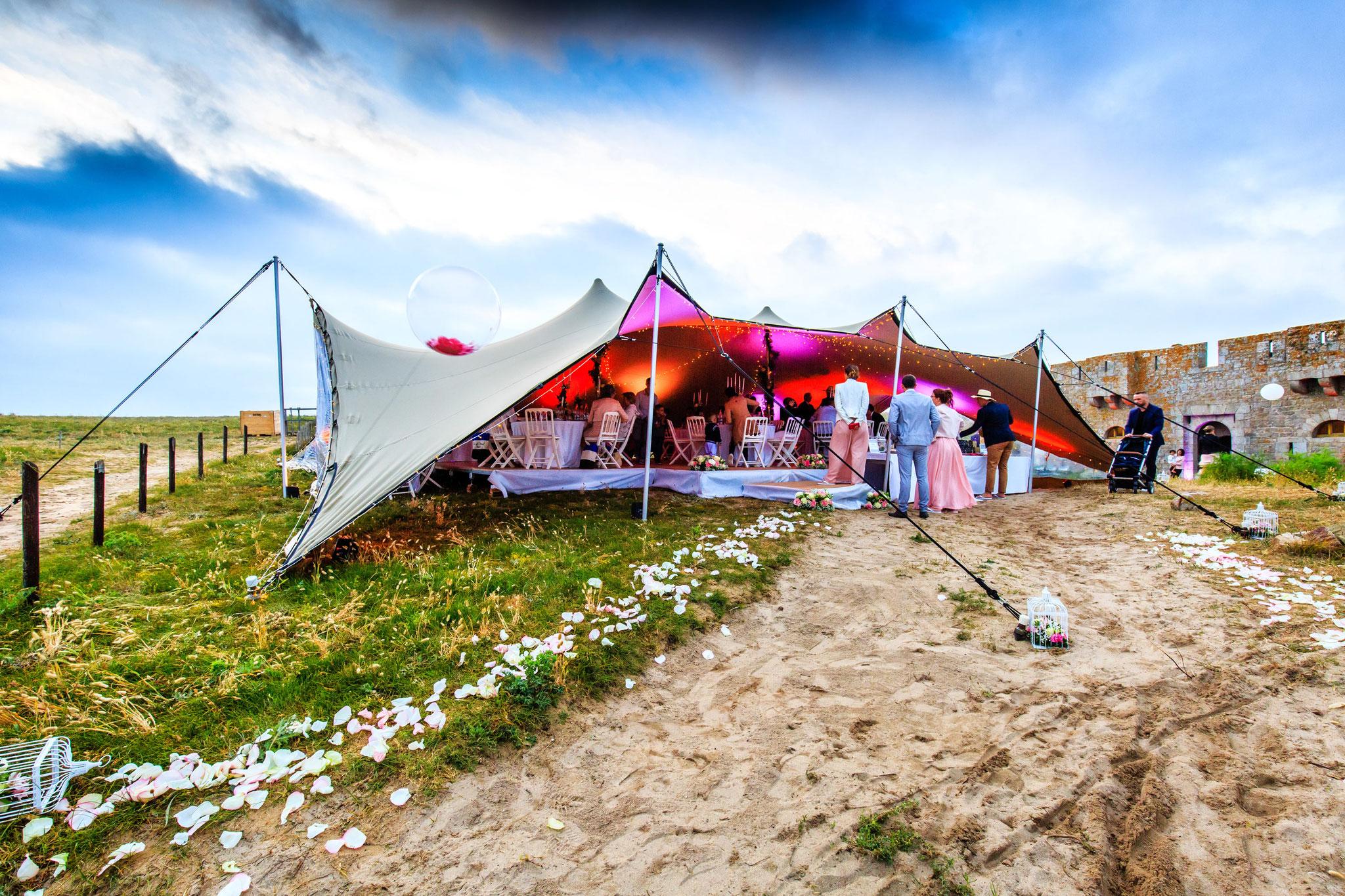 Idées Déco mariages, Photographe de mariages à l'île de Houat, wedding planner bretagne