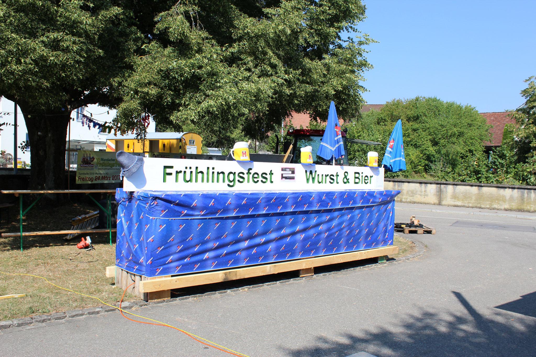 Verein Frühlingsfest