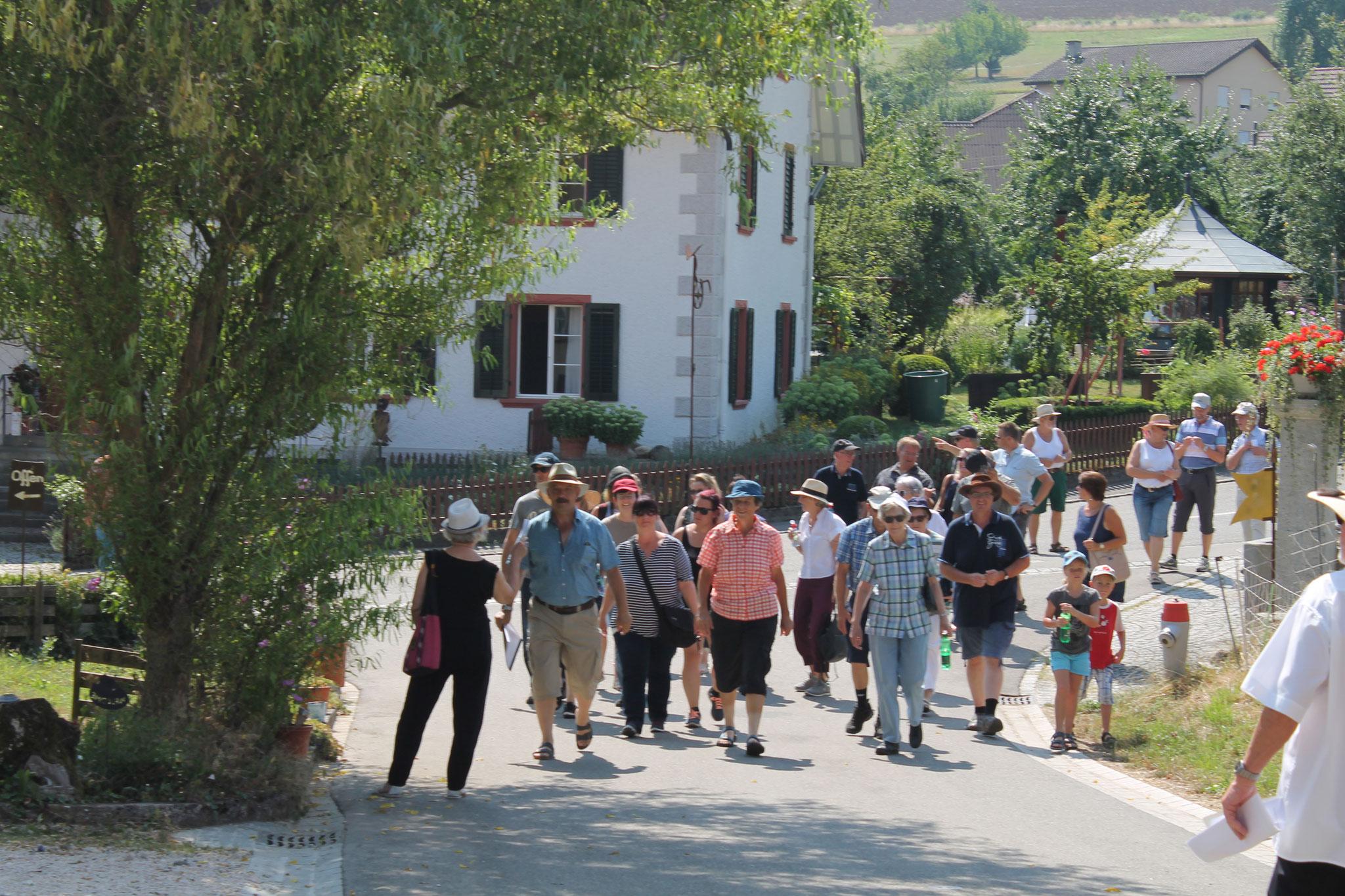 Historischer Dorfrundgang