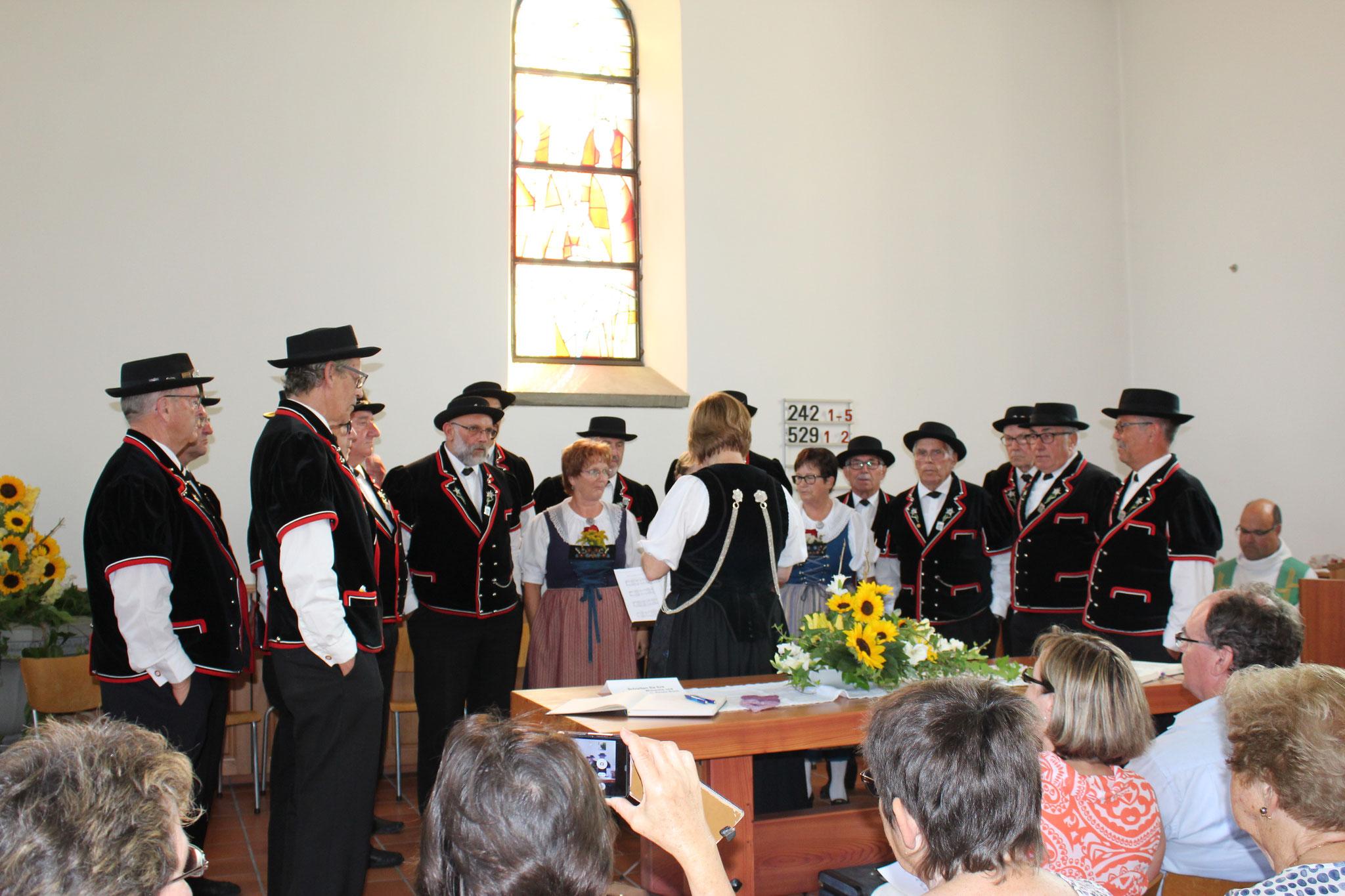 Ökumenischer Gottesdienst mit Jodlermesse
