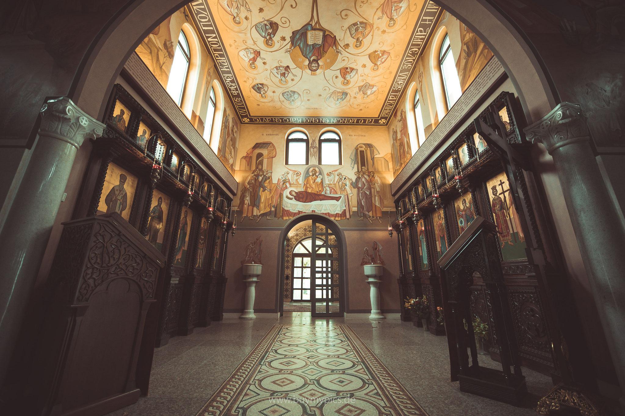 Griechisch Orthodoxe Kirche in Frankfurt am Main