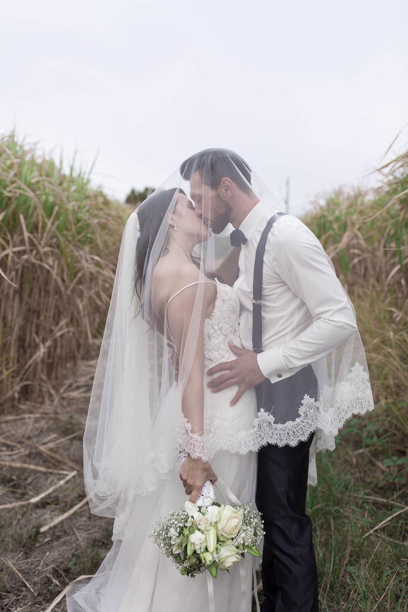Stilvolles Shooting mit dem Brautpaar