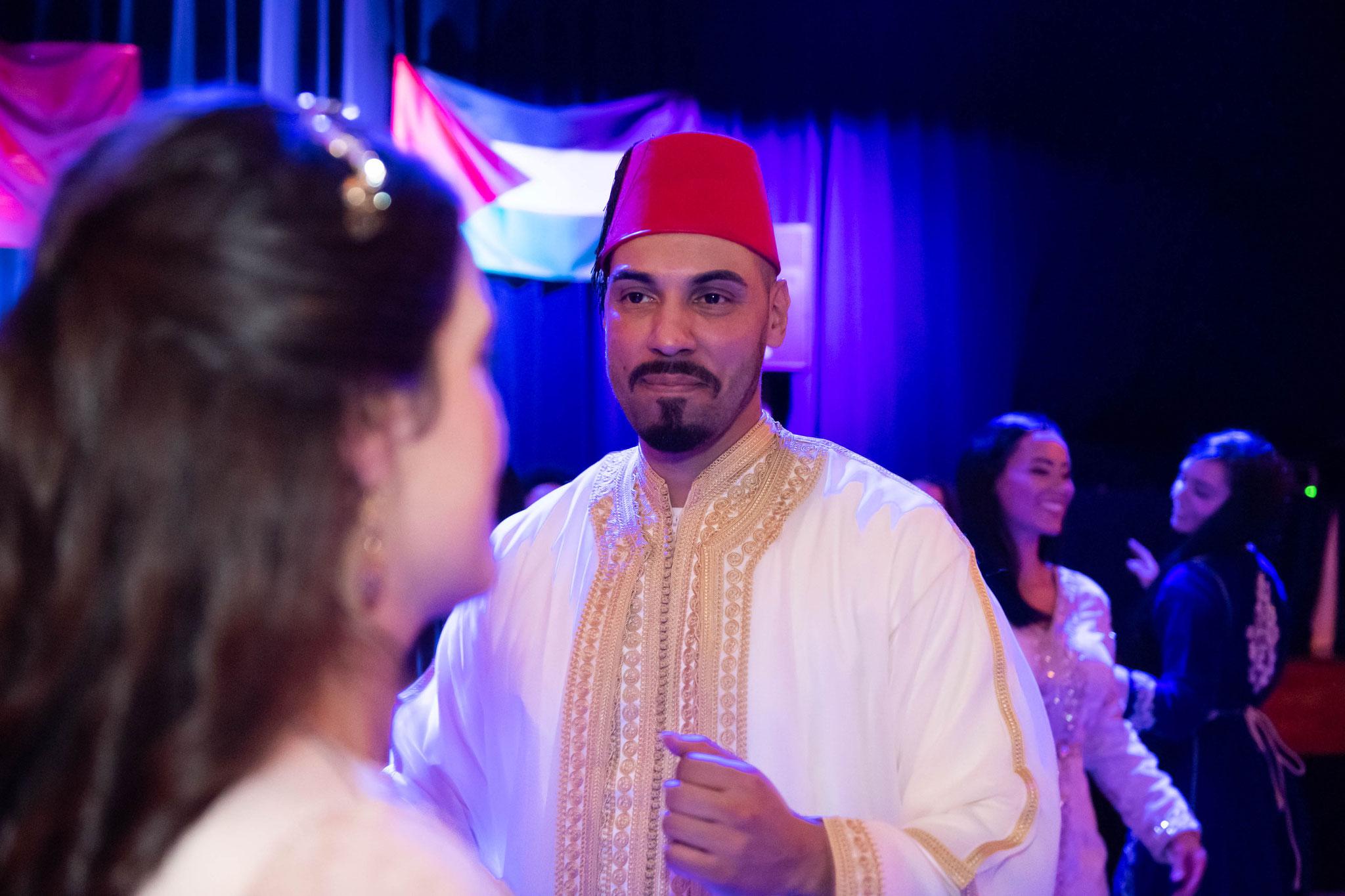 Professionelle Hochzeitsaufnahmen internationaler Hochzeiten