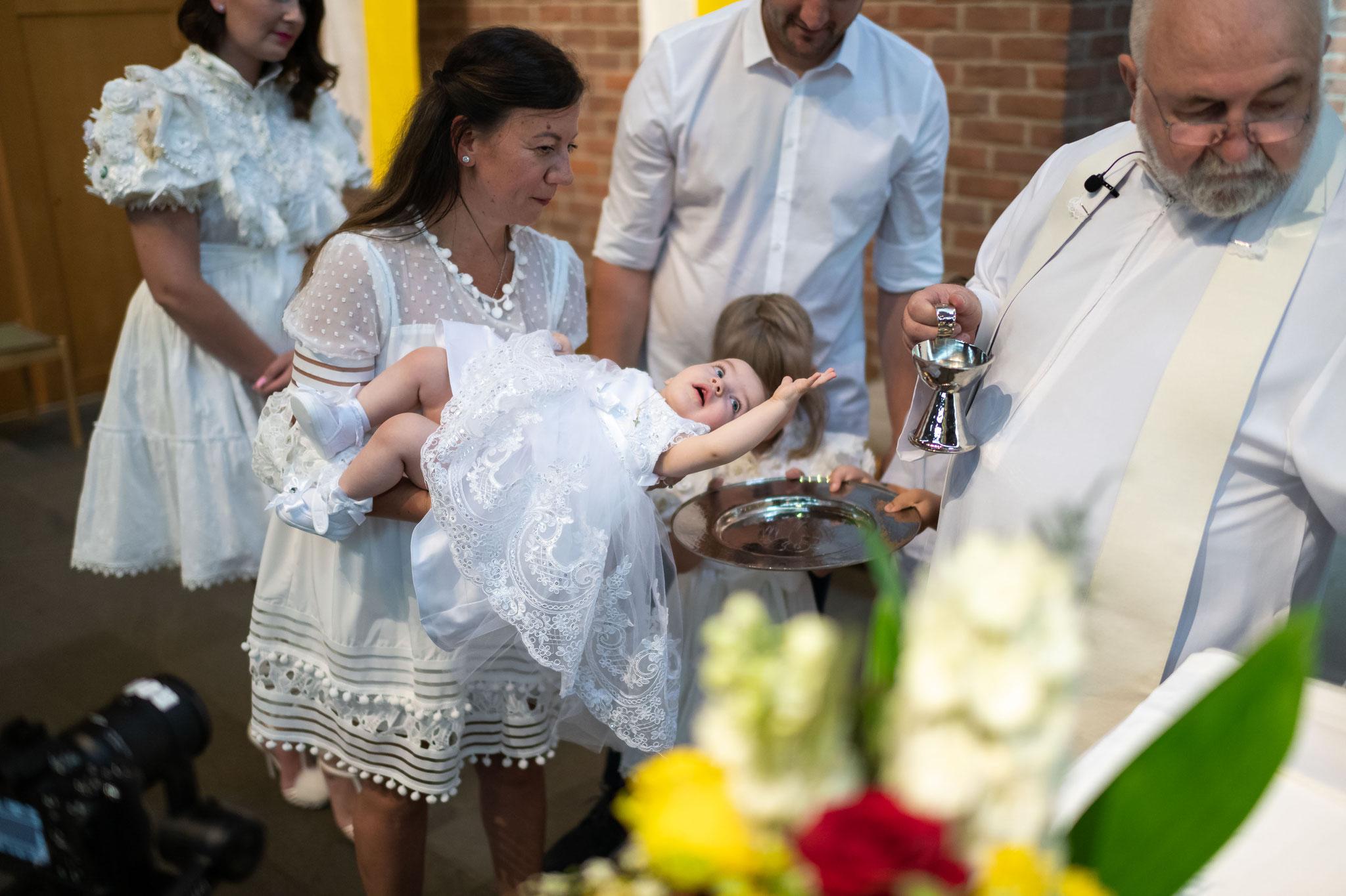 Fotograf für meine Katholische Taufe in Karben und Umgebung