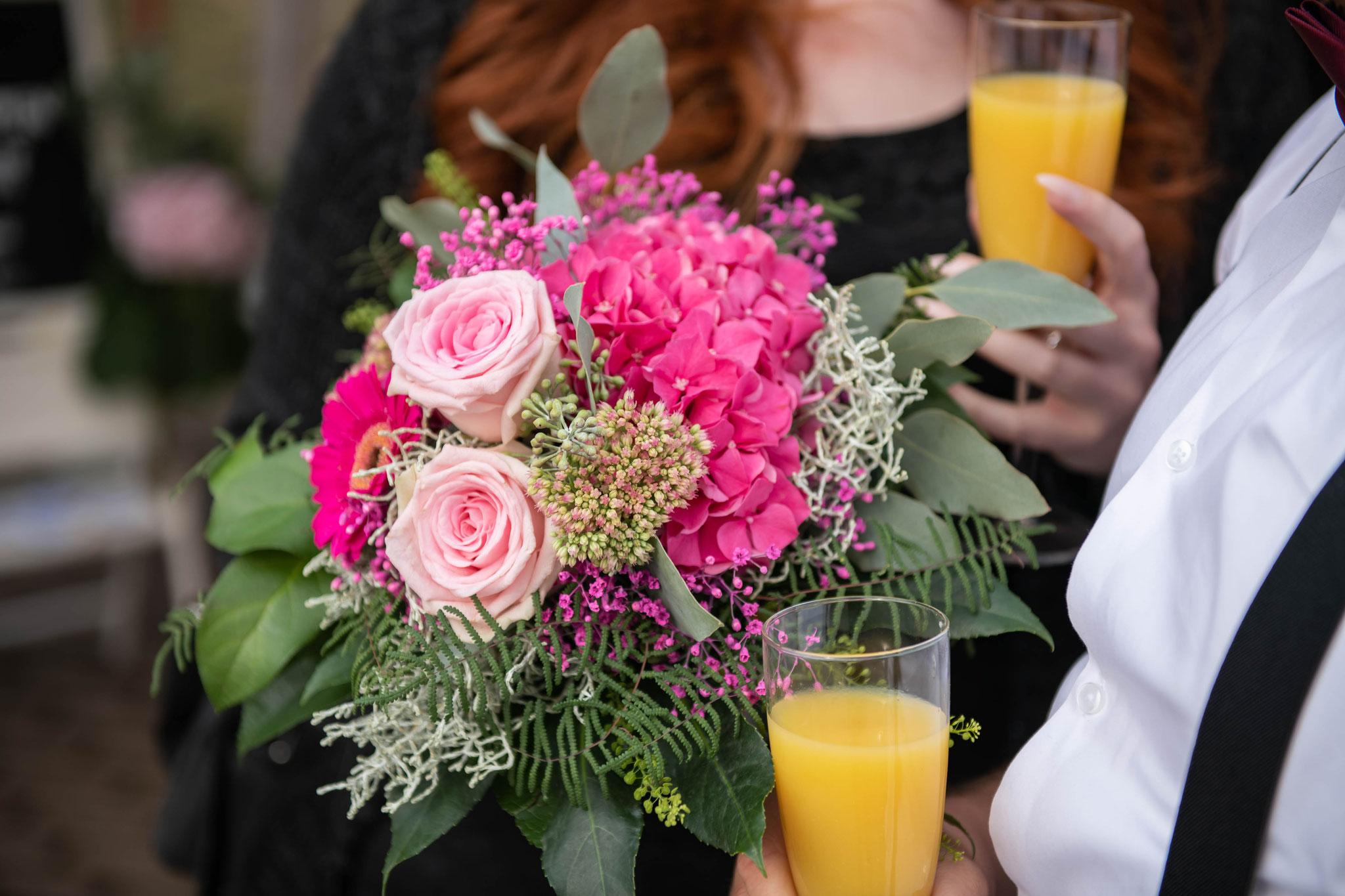 Dekorationen zur Ihrer Hochzeit