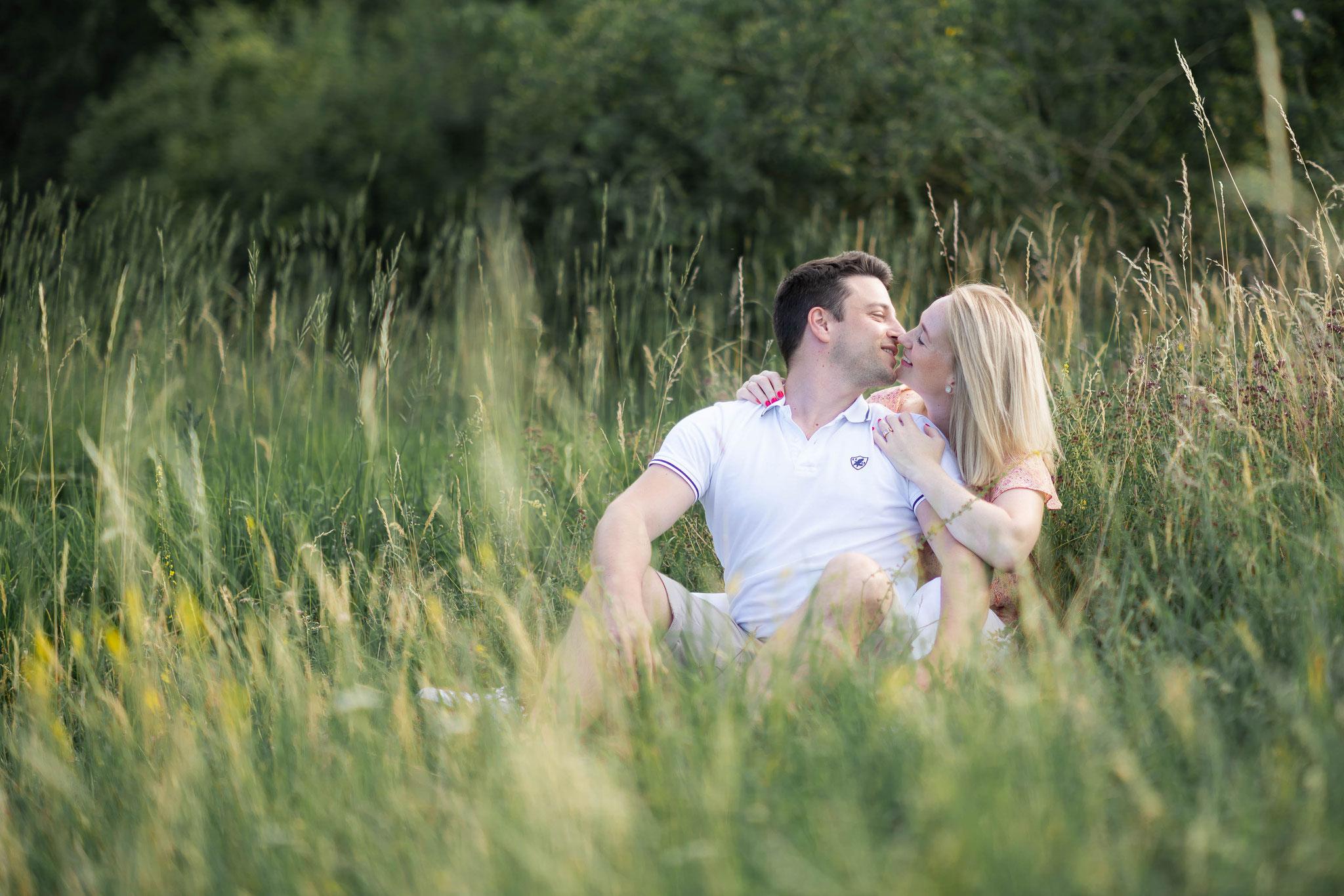 Fotograf für Engagement Shooting vor der Hochzeit